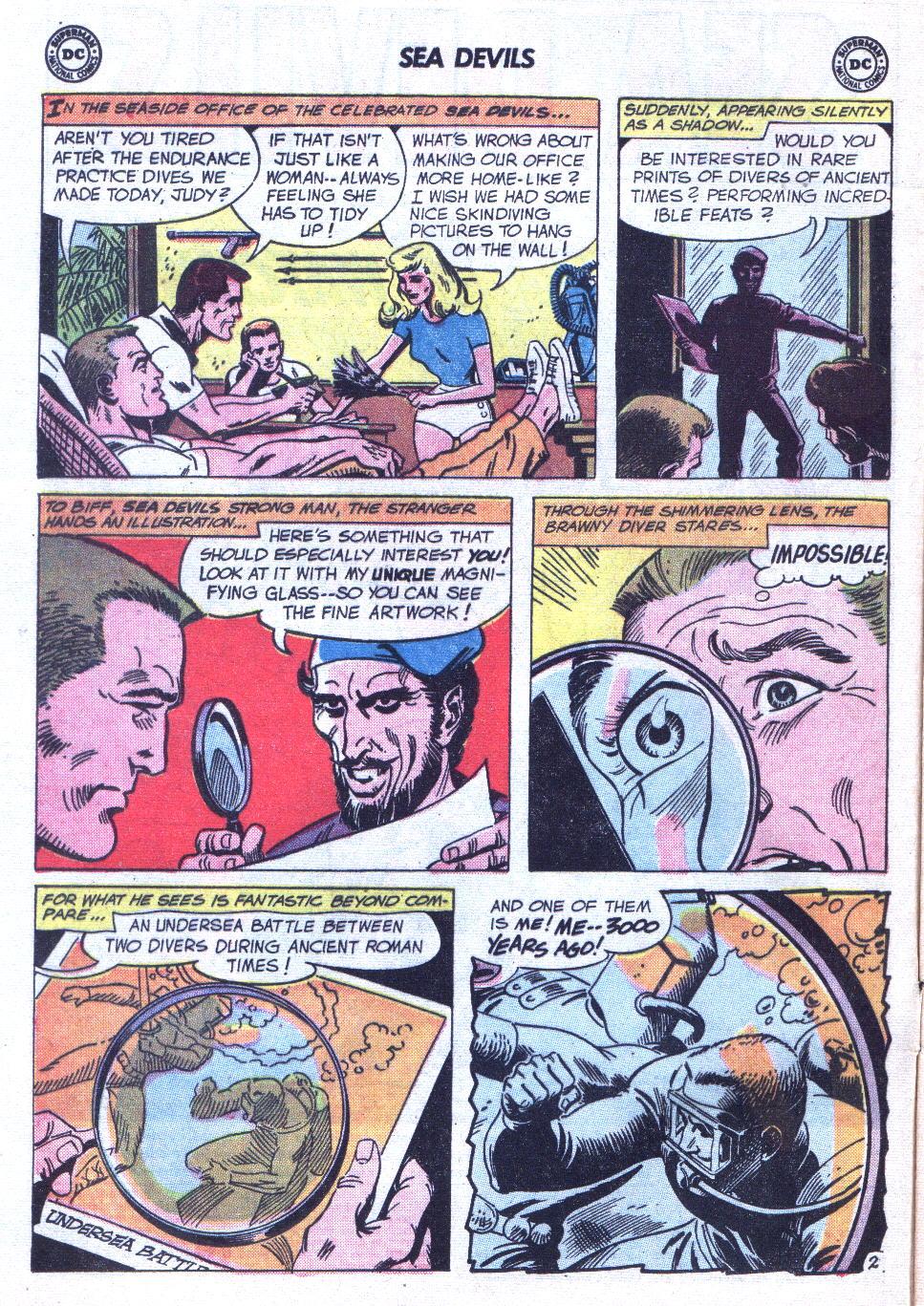Read online Sea Devils comic -  Issue #6 - 5