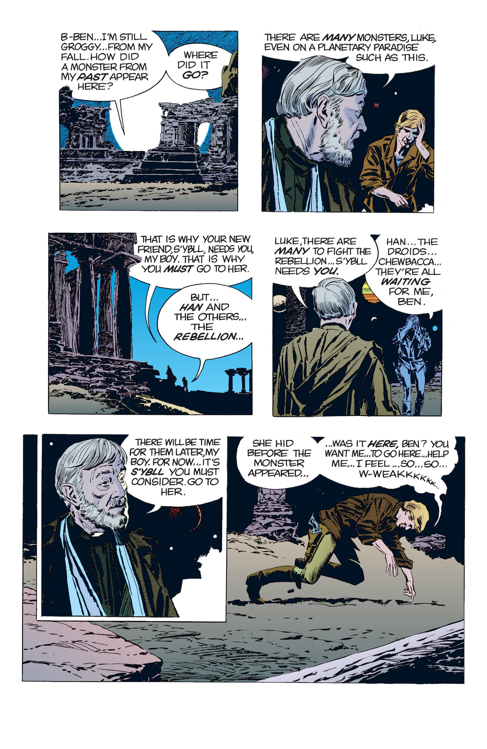 Classic Star Wars #18 #18 - English 8