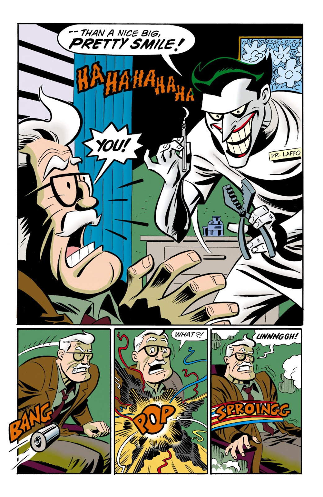 The Batman Adventures: Mad Love Full #1 - English 4