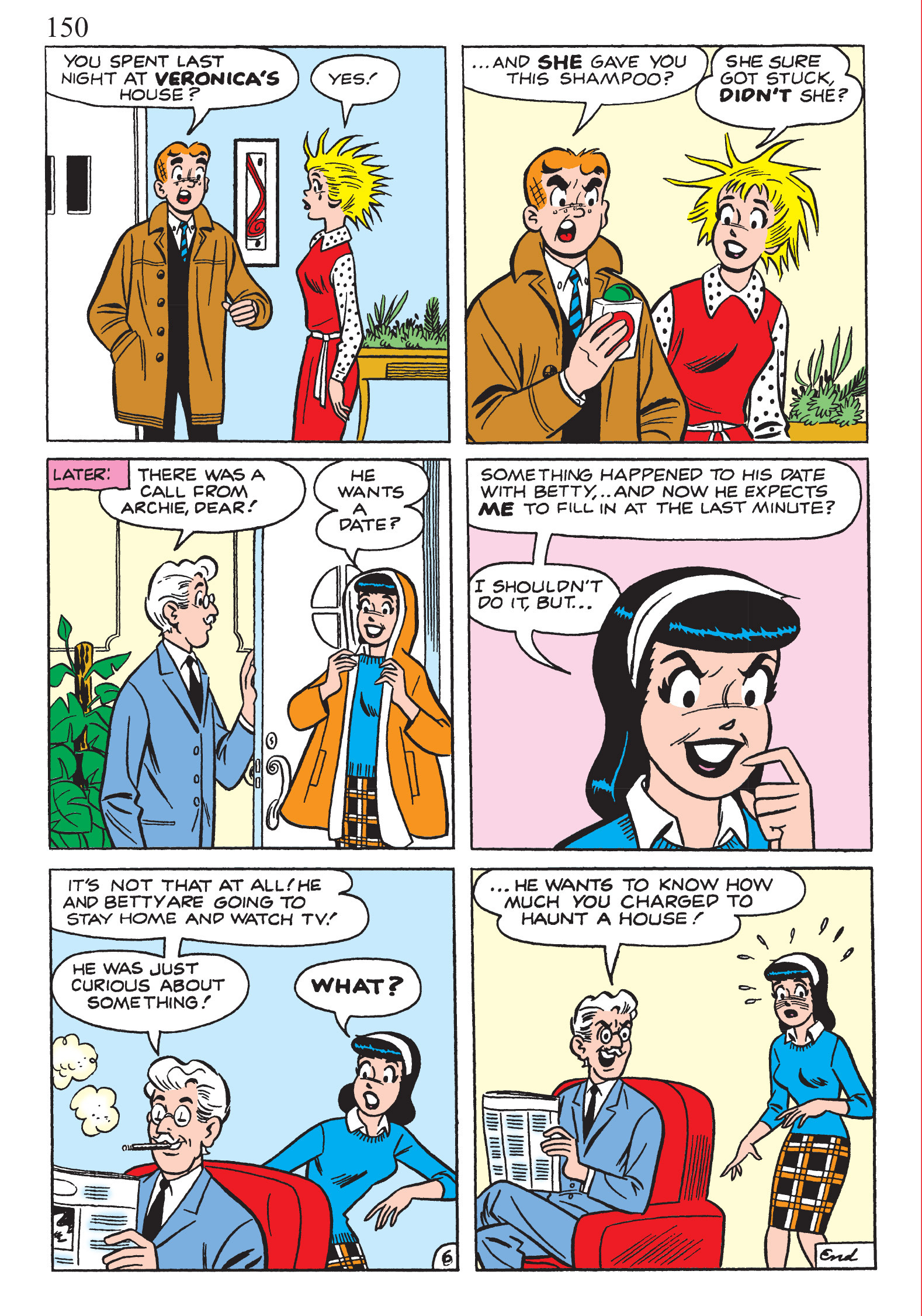Read online The Best of Archie Comics comic -  Issue # TPB 1 (Part 1) - 147