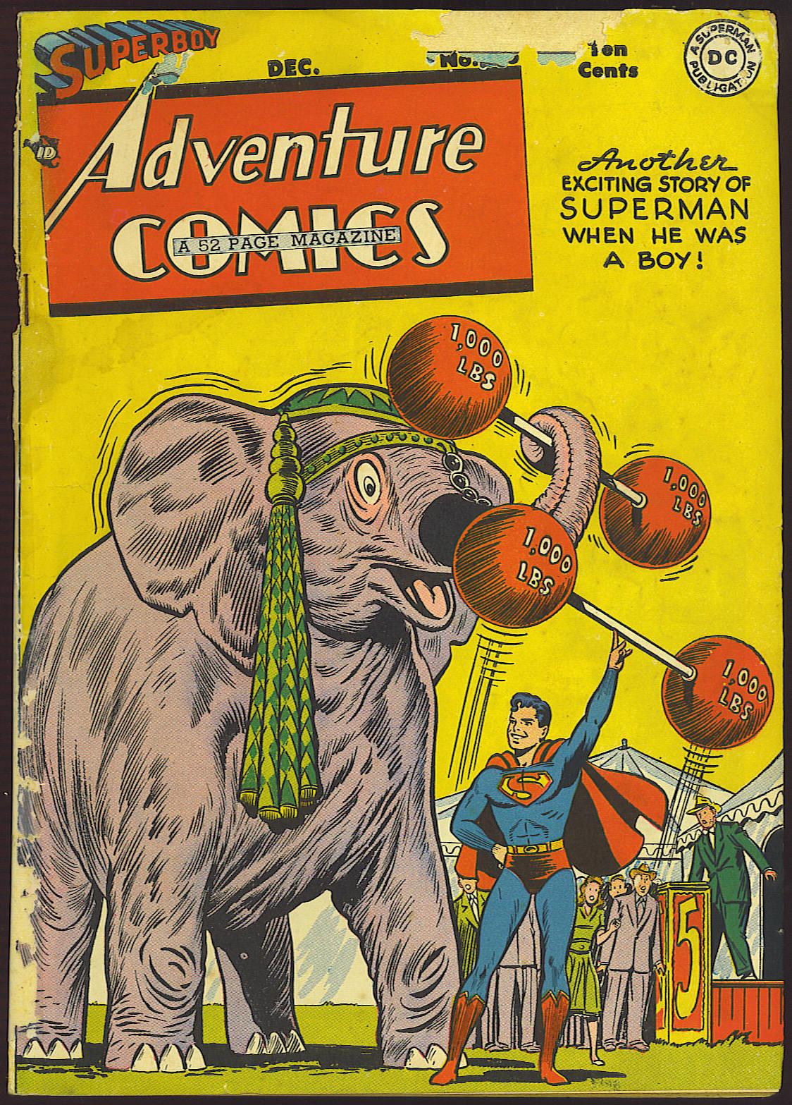 Read online Adventure Comics (1938) comic -  Issue #135 - 1