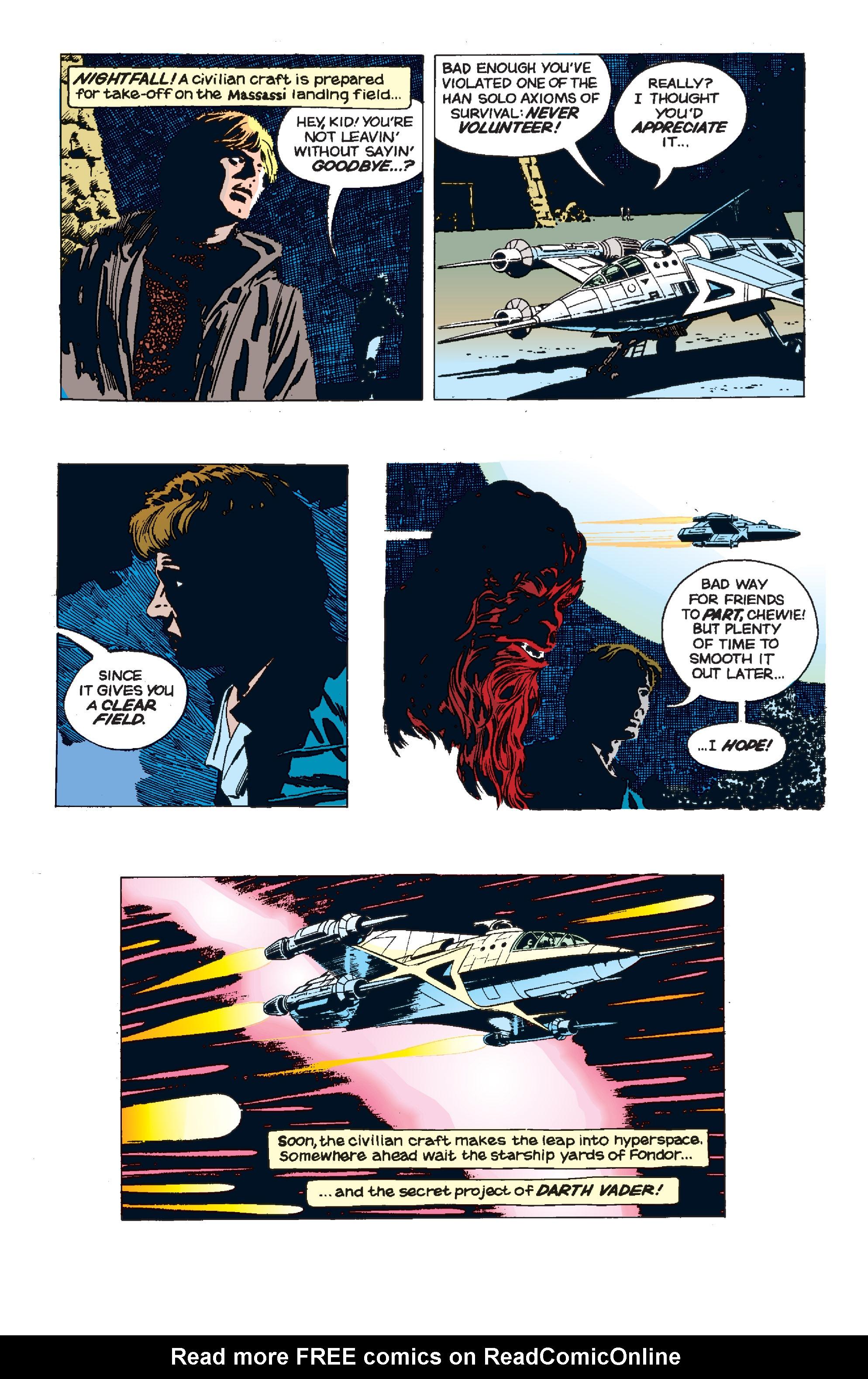 Classic Star Wars #3 #3 - English 7