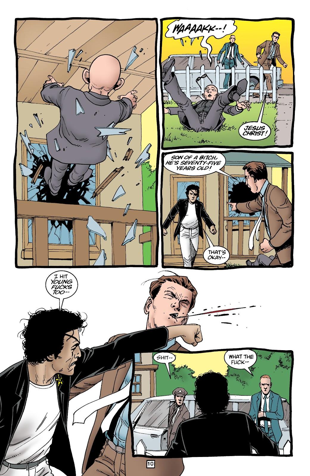 Preacher Issue #42 #51 - English 11