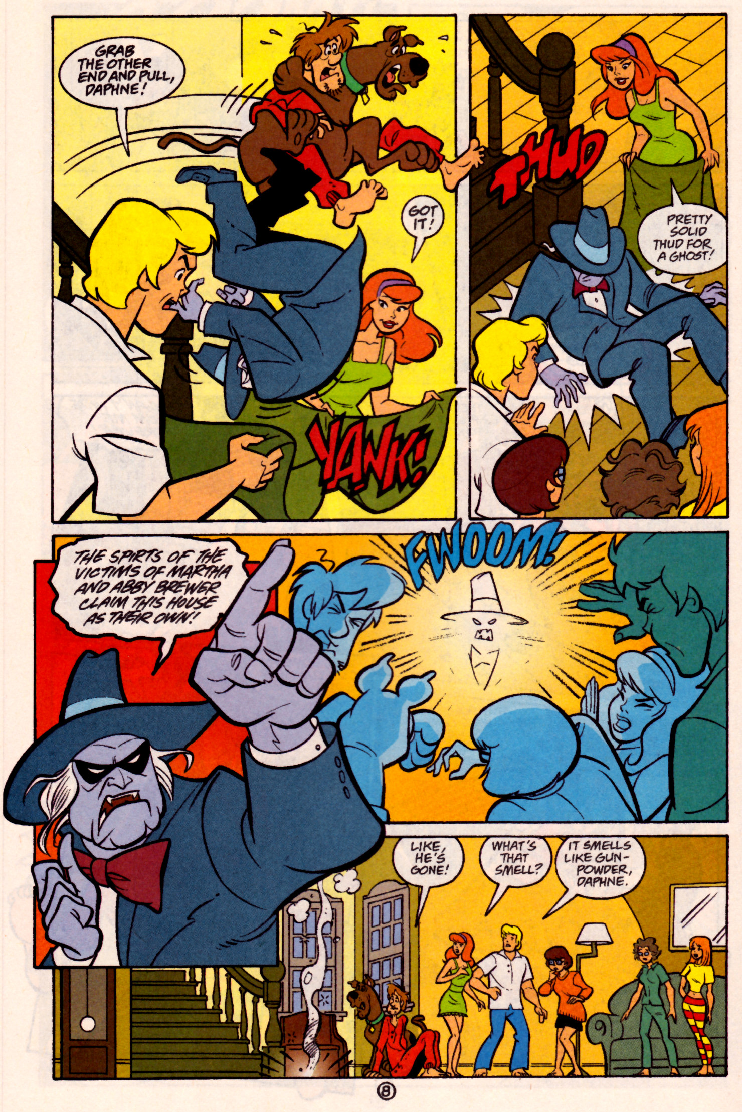 Read online Scooby-Doo (1997) comic -  Issue #31 - 21
