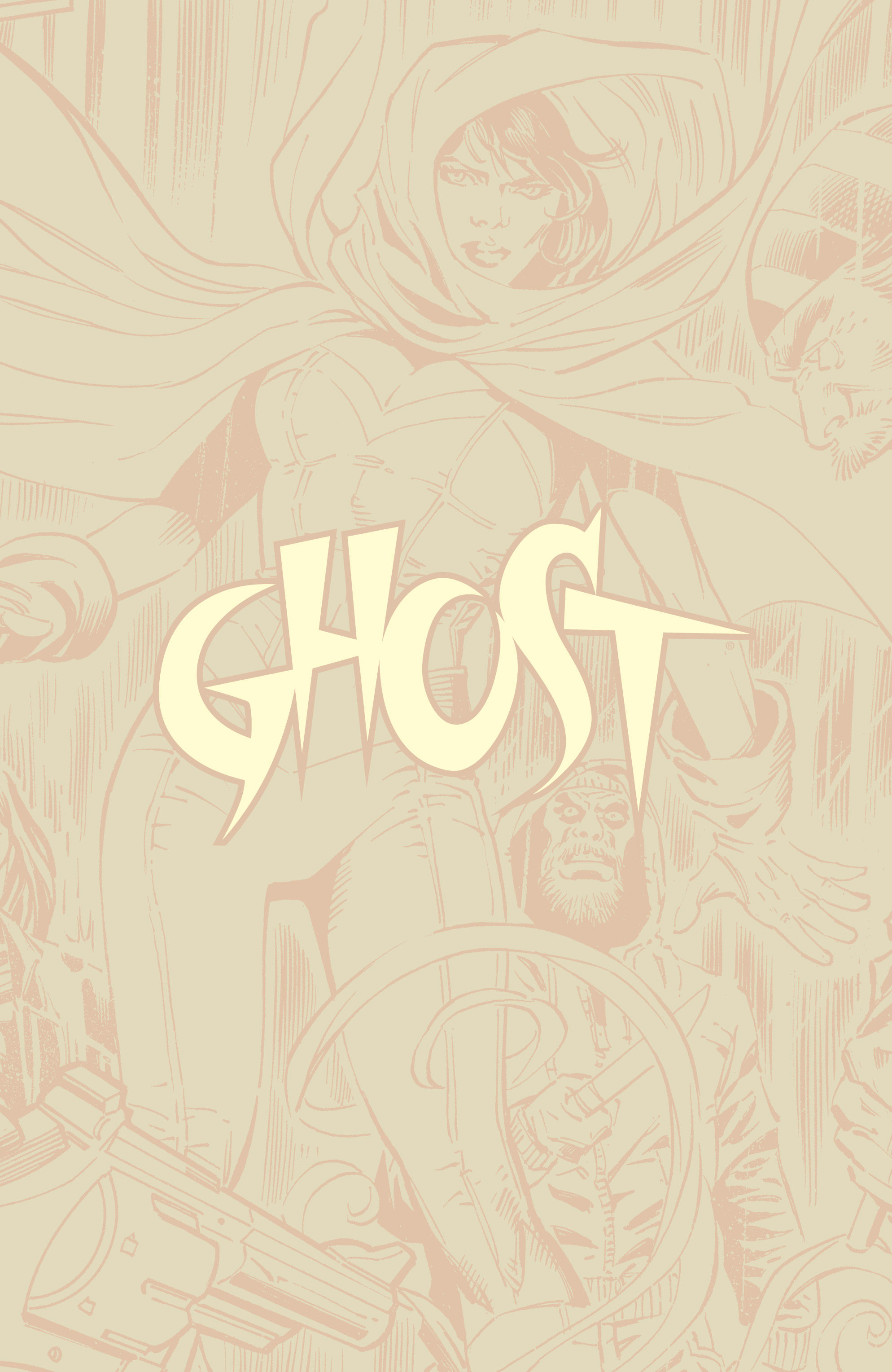 Read online Ghost (2013) comic -  Issue # TPB 2 - 3