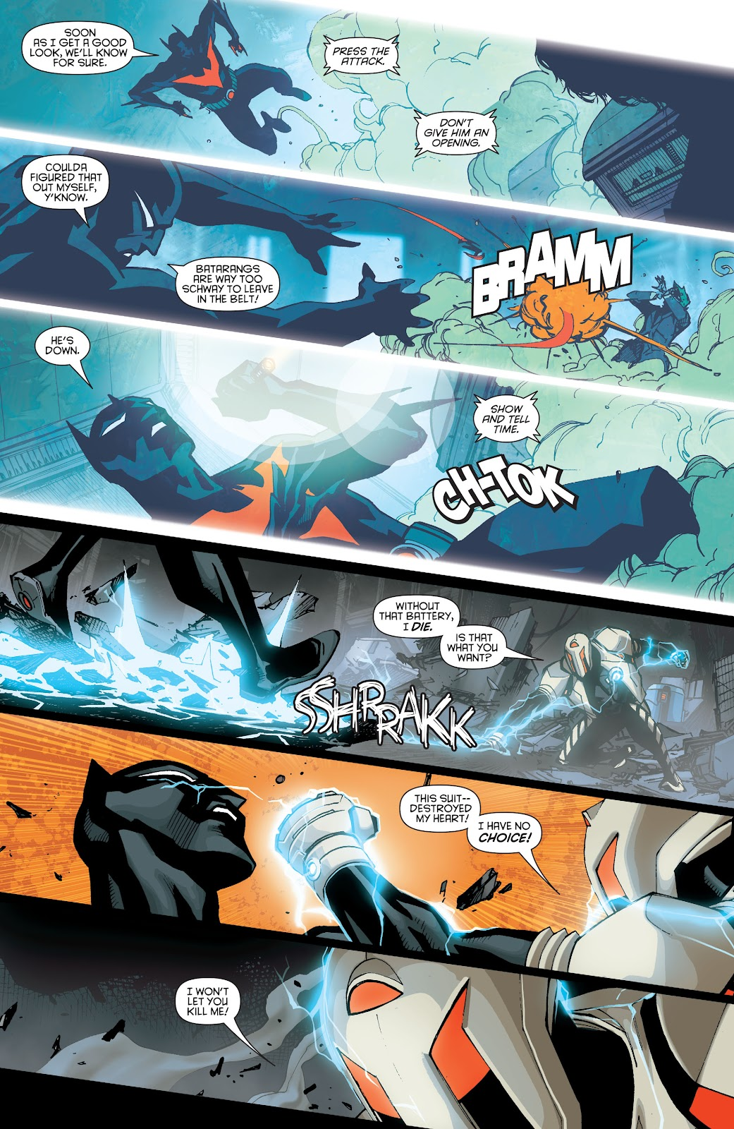 Batman Beyond (2015) Issue #13 #13 - English 15