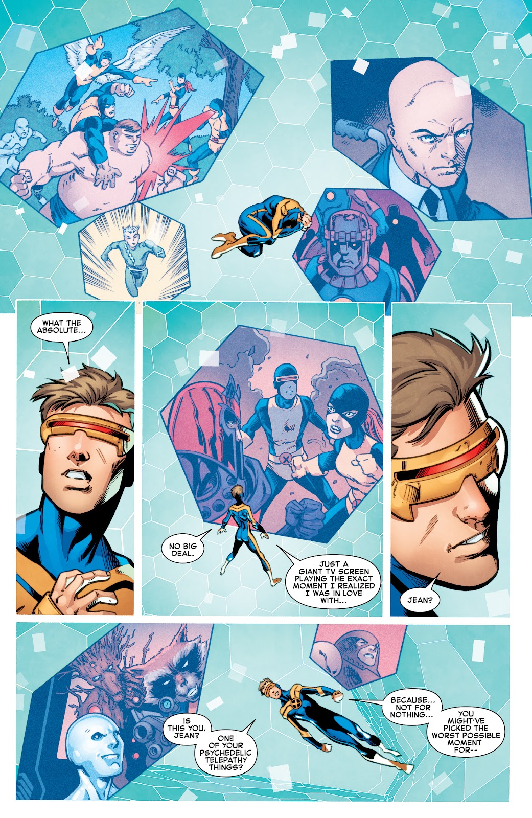 All-New X-Men (2016) Issue #18 #20 - English 17