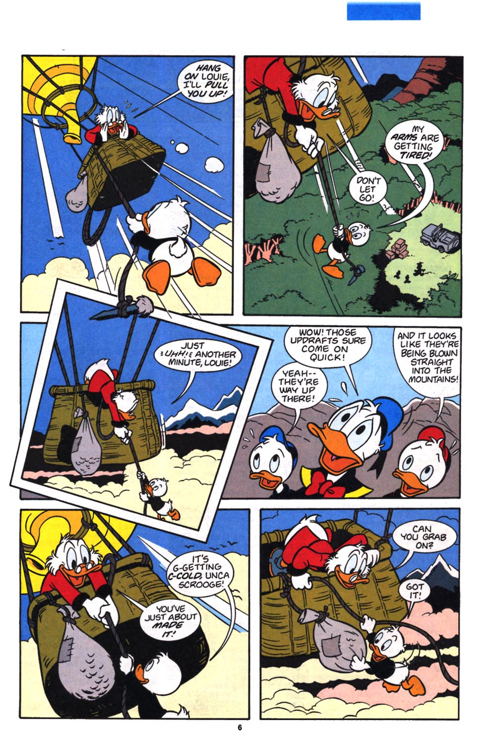 Uncle Scrooge (1953) Issue #257 #257 - English 7