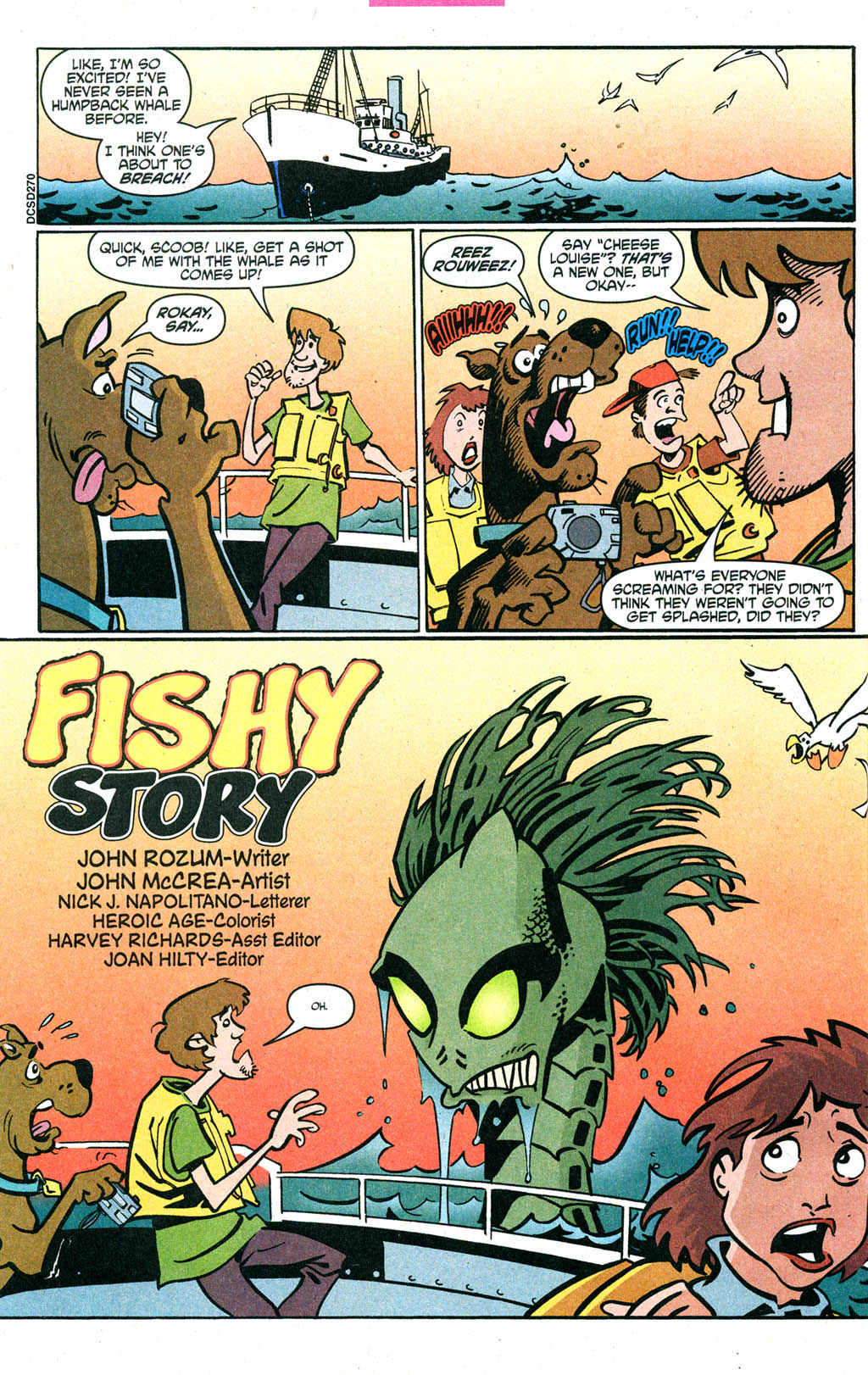 Read online Scooby-Doo (1997) comic -  Issue #90 - 13