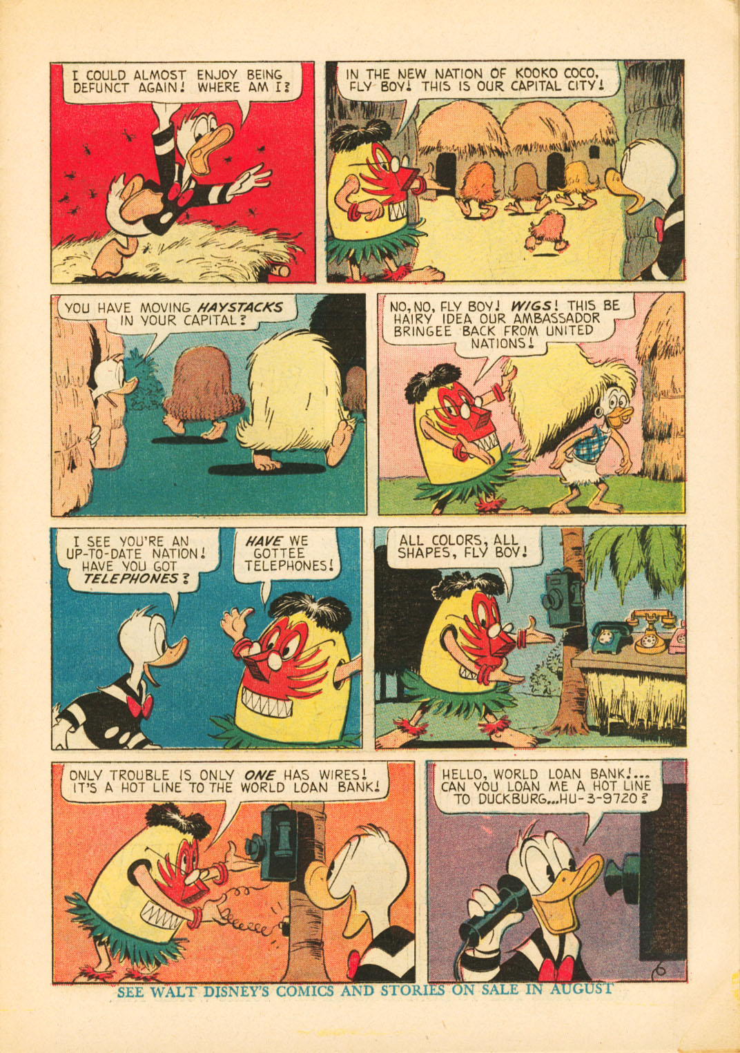 Uncle Scrooge (1953) Issue #52 #52 - English 11