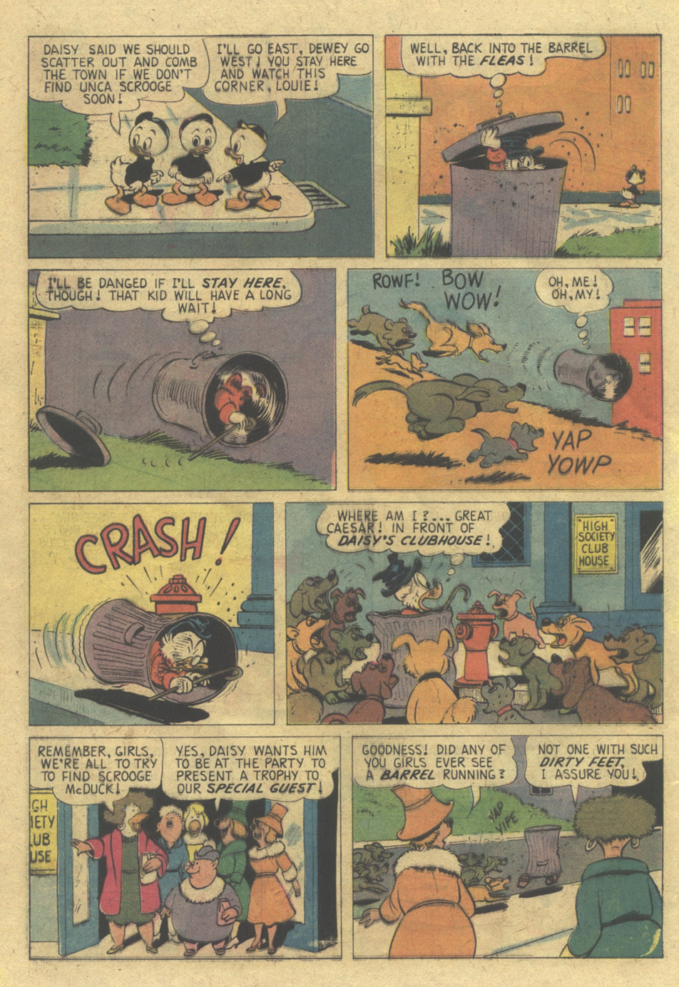 >Uncle Scrooge (1953) Iss #288 - English 28
