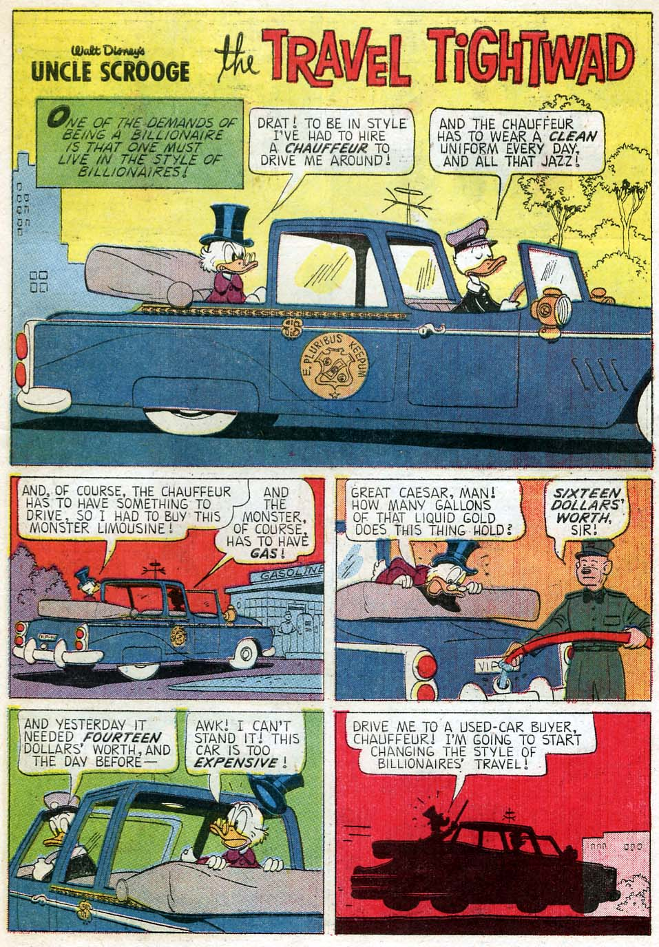 Uncle Scrooge (1953) Issue #45 #45 - English 31