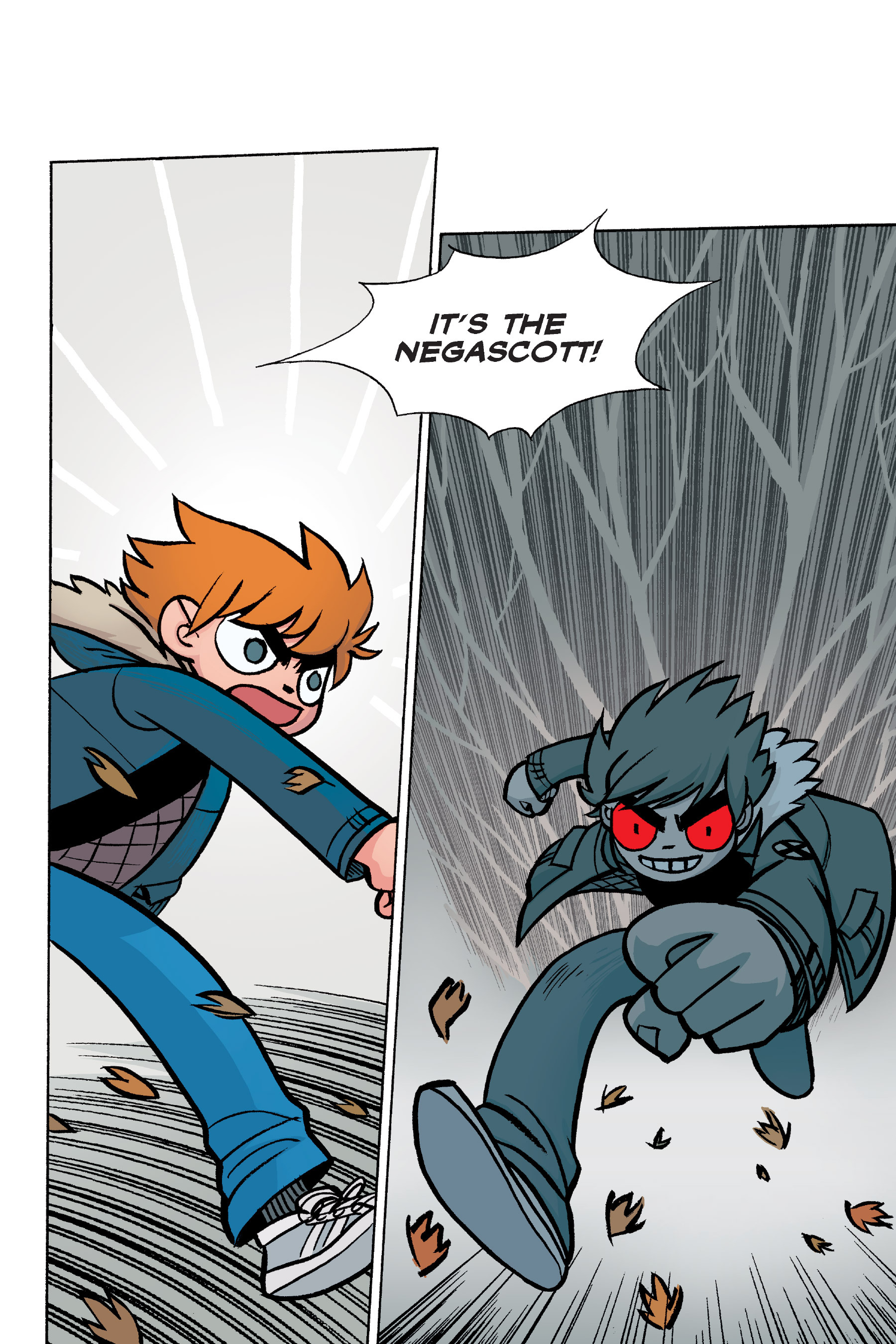 Read online Scott Pilgrim comic -  Issue #6 - 77