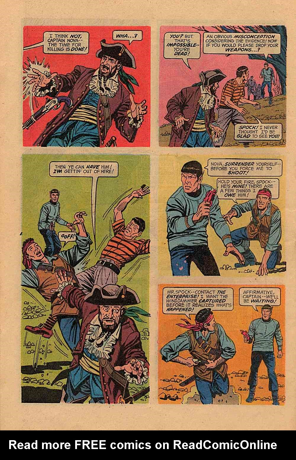 Star Trek (1967) Issue #12 #12 - English 22