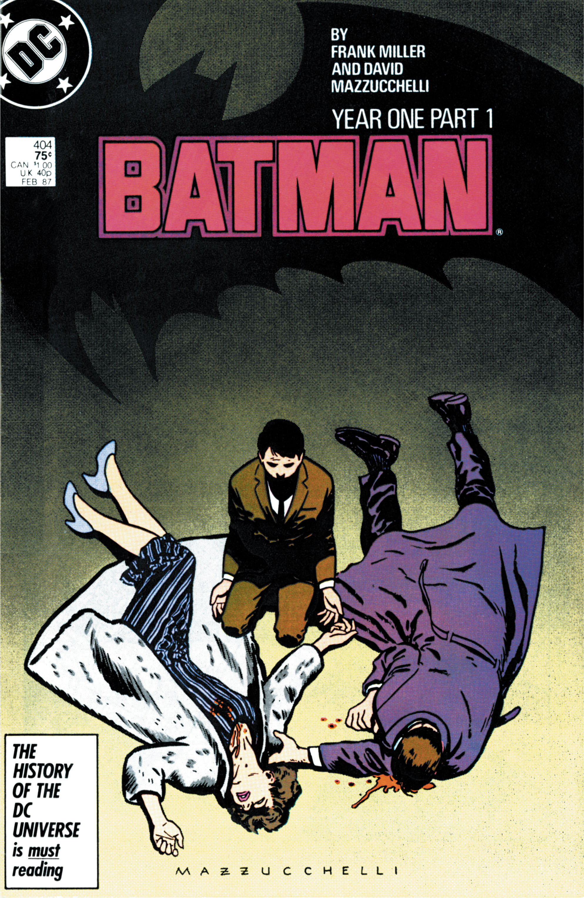 Batman (1940) 404 Page 1