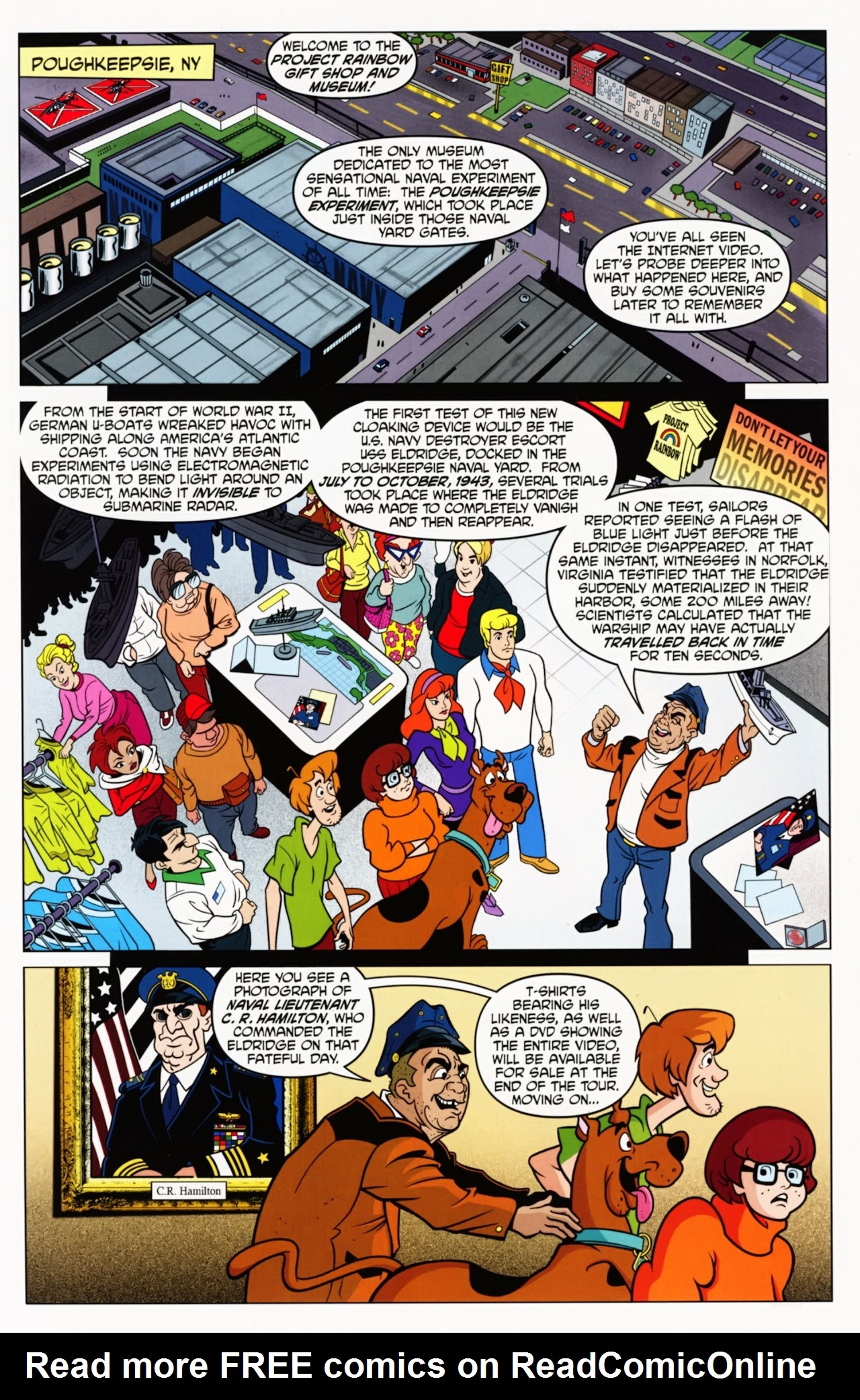 Read online Scooby-Doo: Where Are You? comic -  Issue #11 - 5