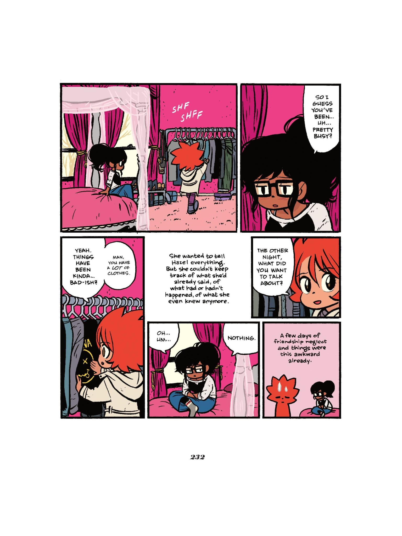 Read online Seconds comic -  Issue # Full - 232