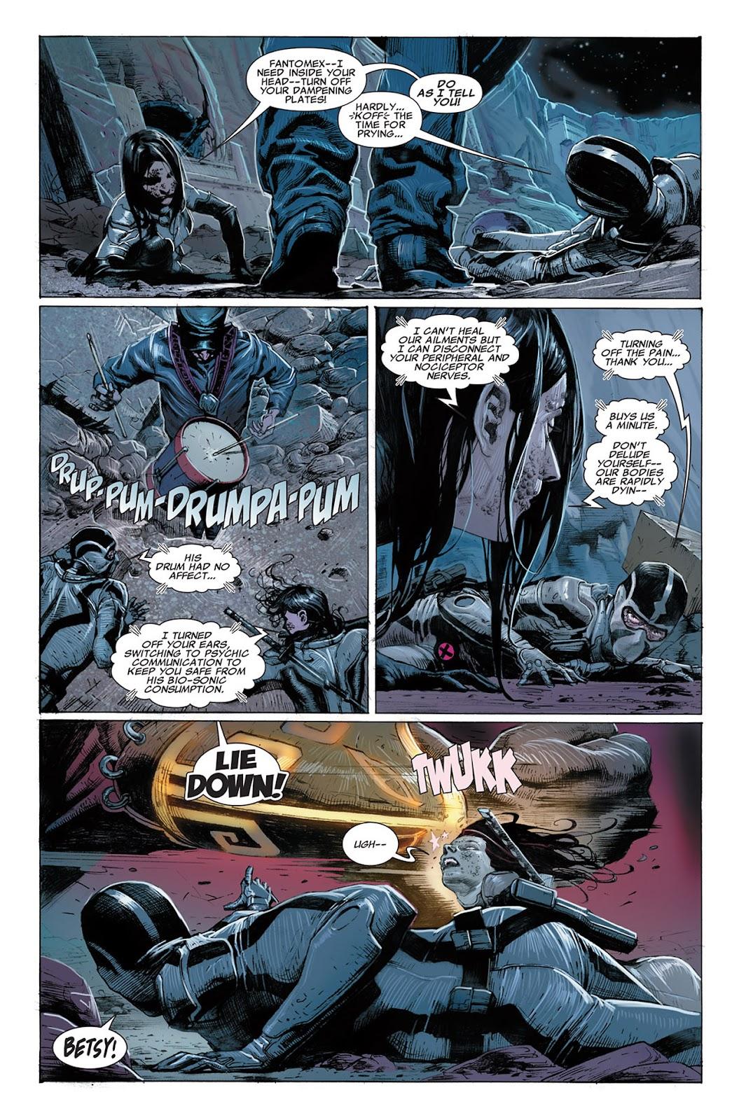 Uncanny X-Force (2010) Issue #3 #3 - English 10