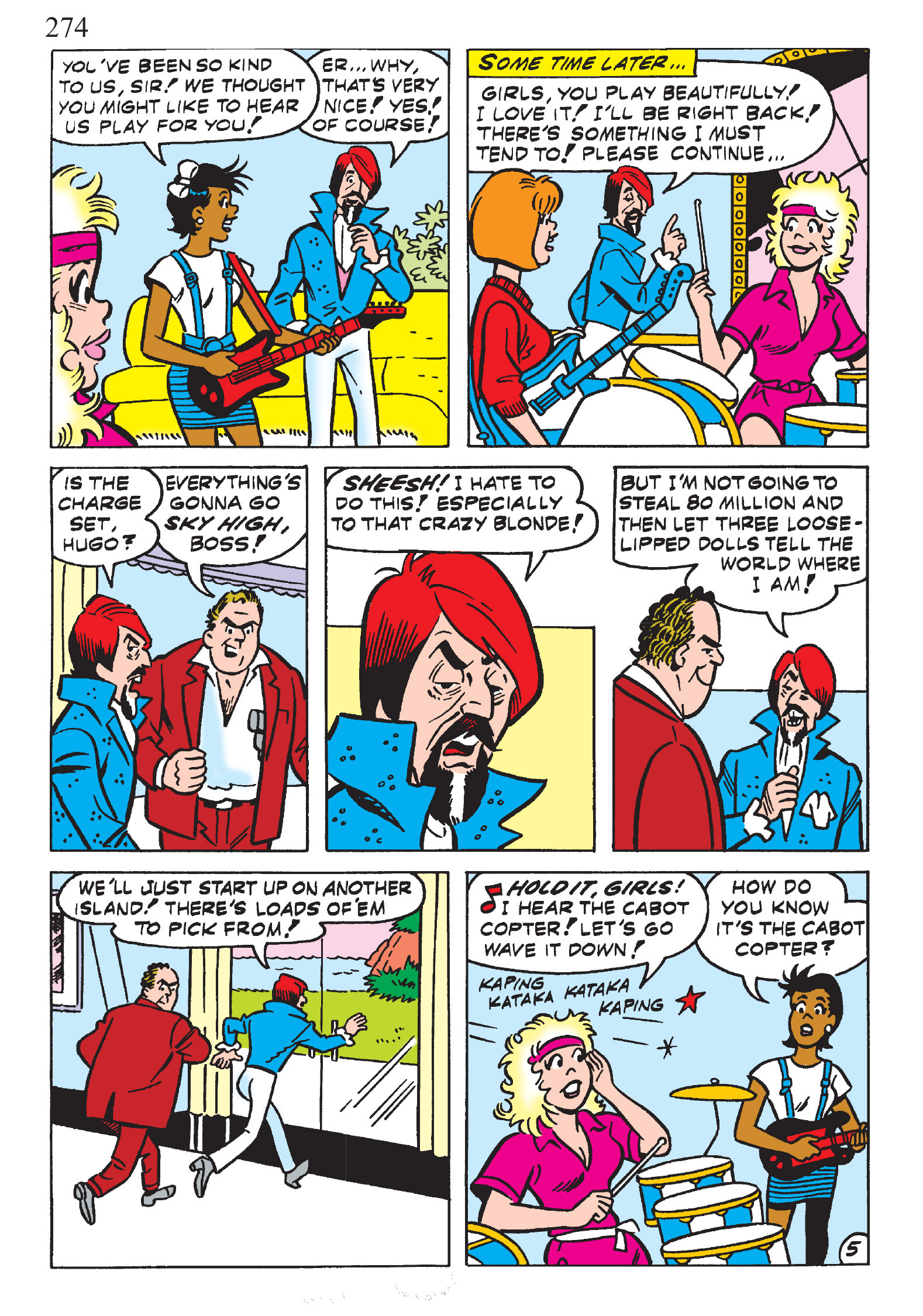 Read online The Best of Archie Comics comic -  Issue # TPB 1 (Part 2) - 46