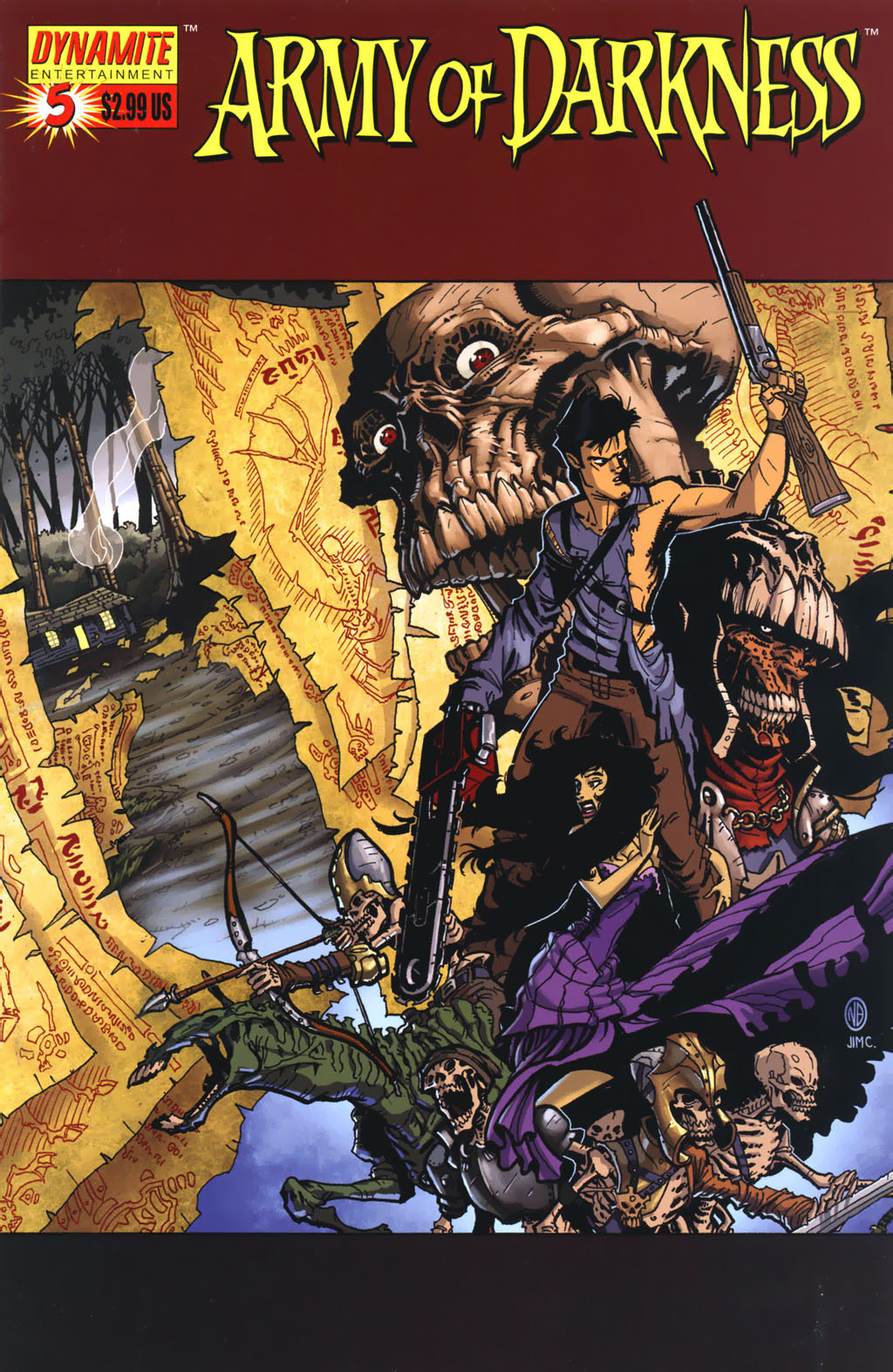 Army of Darkness (2006) 5 Page 1
