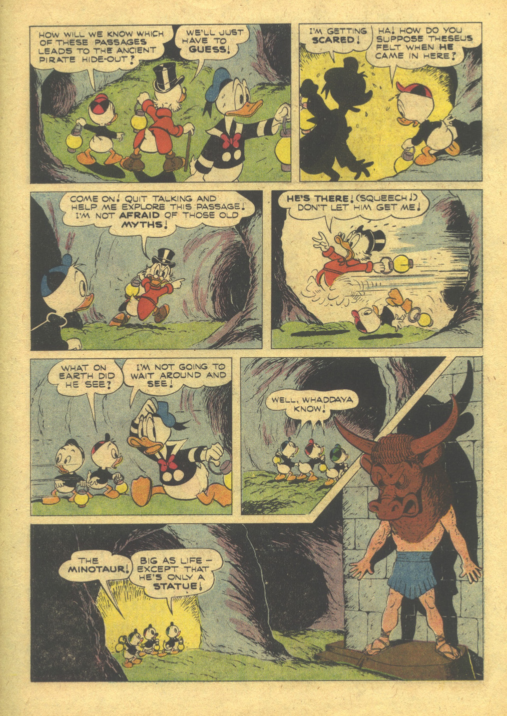 Uncle Scrooge (1953) #10 #395 - English 15