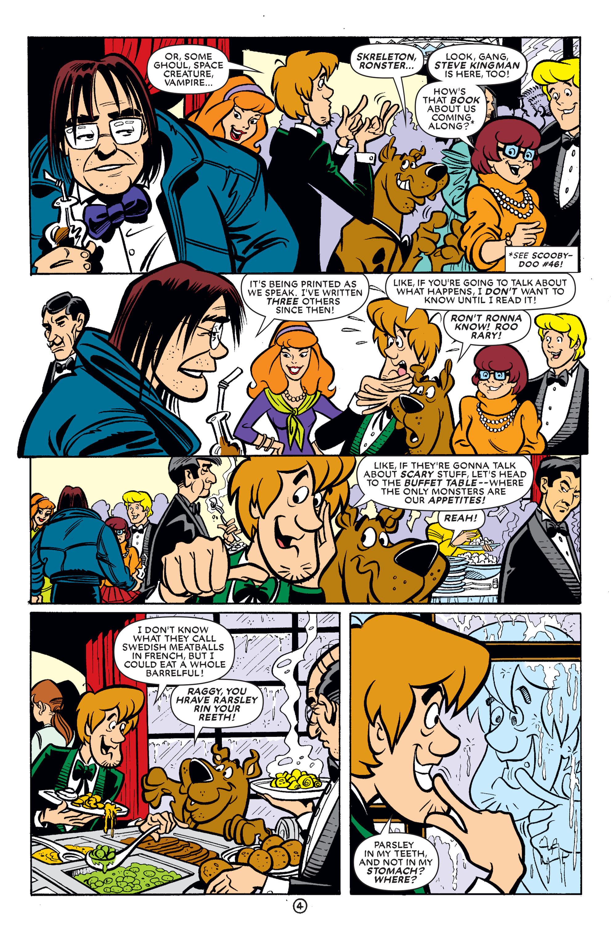 Read online Scooby-Doo (1997) comic -  Issue #60 - 5