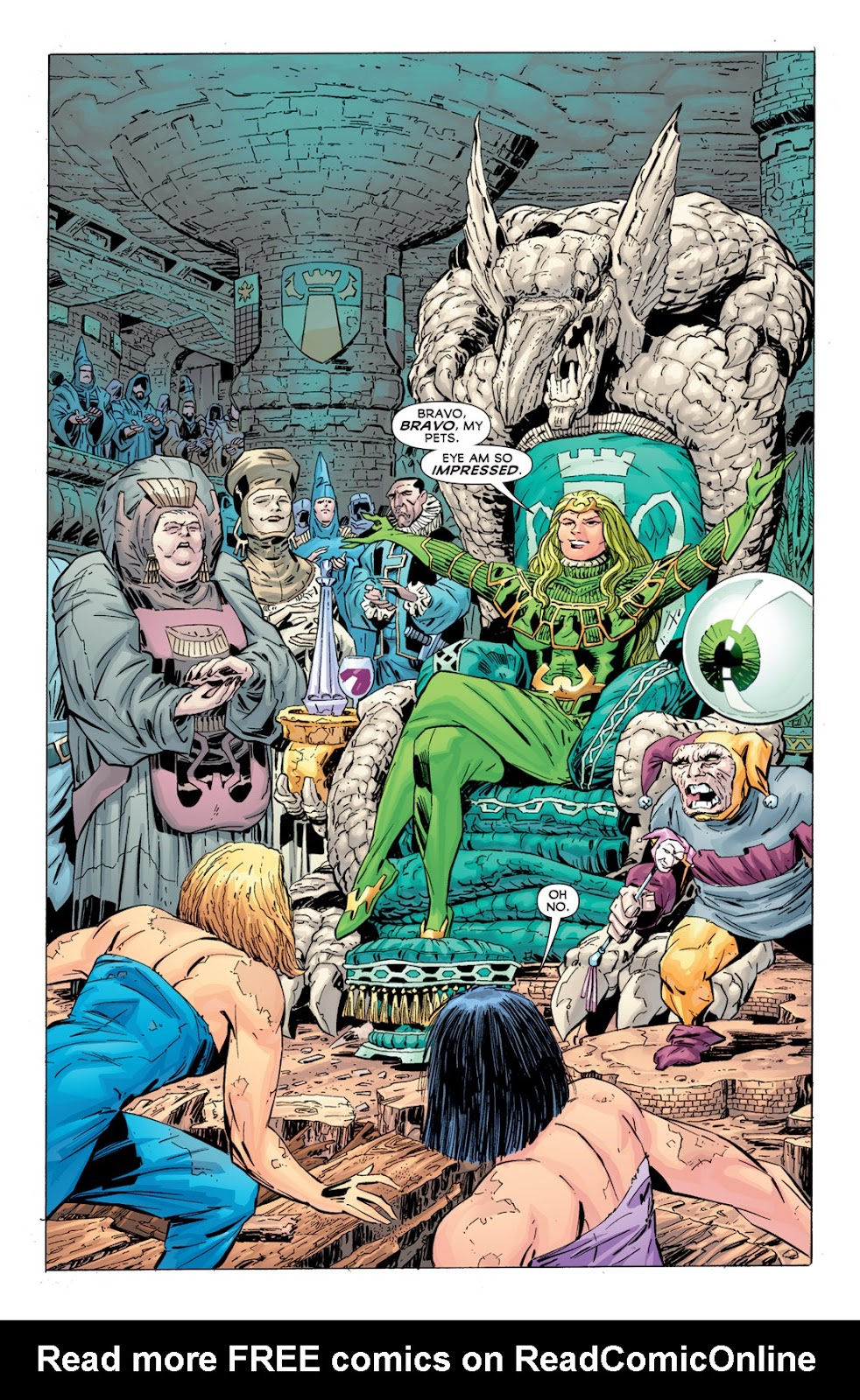 Legion of Super-Heroes (2010) _Annual 1 #1 - English 14