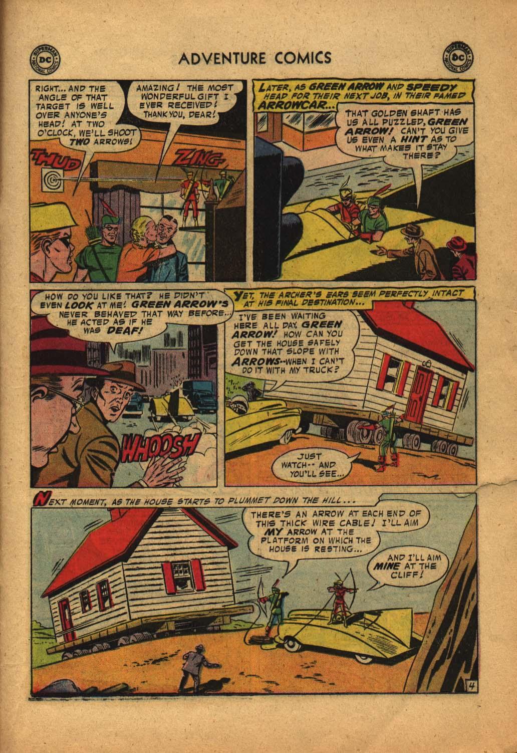 Read online Adventure Comics (1938) comic -  Issue #240 - 21