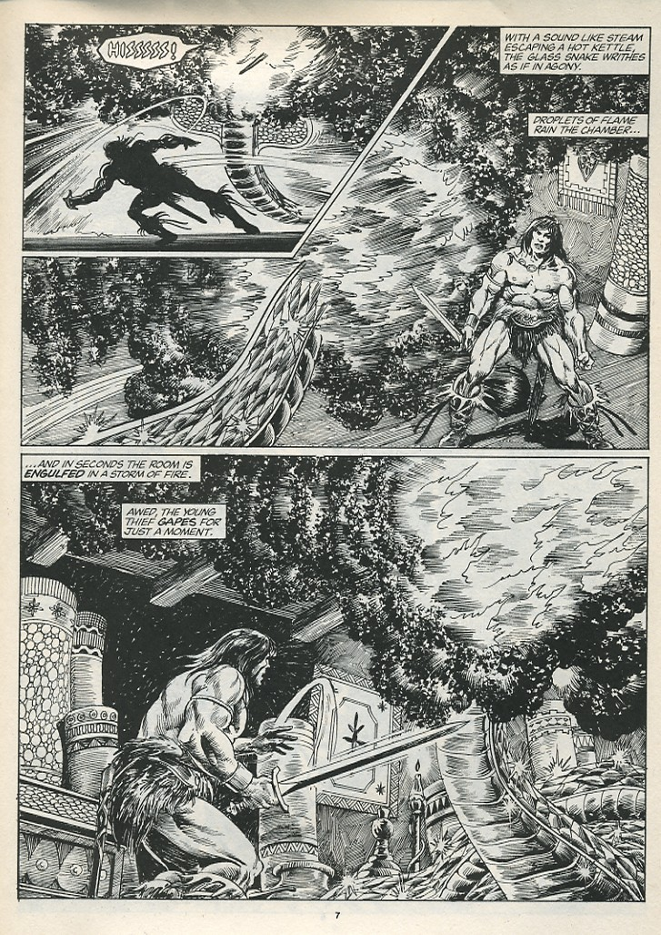 The Savage Sword Of Conan Issue #174 #175 - English 9