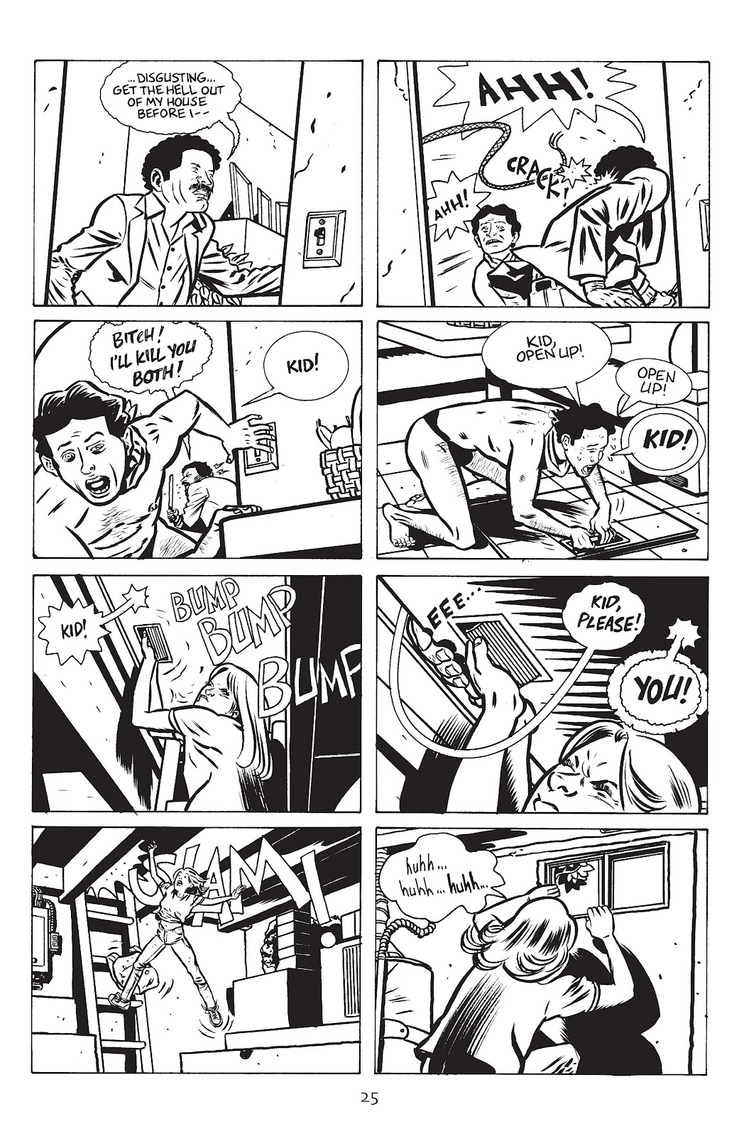 Stray Bullets Issue #15 #15 - English 27