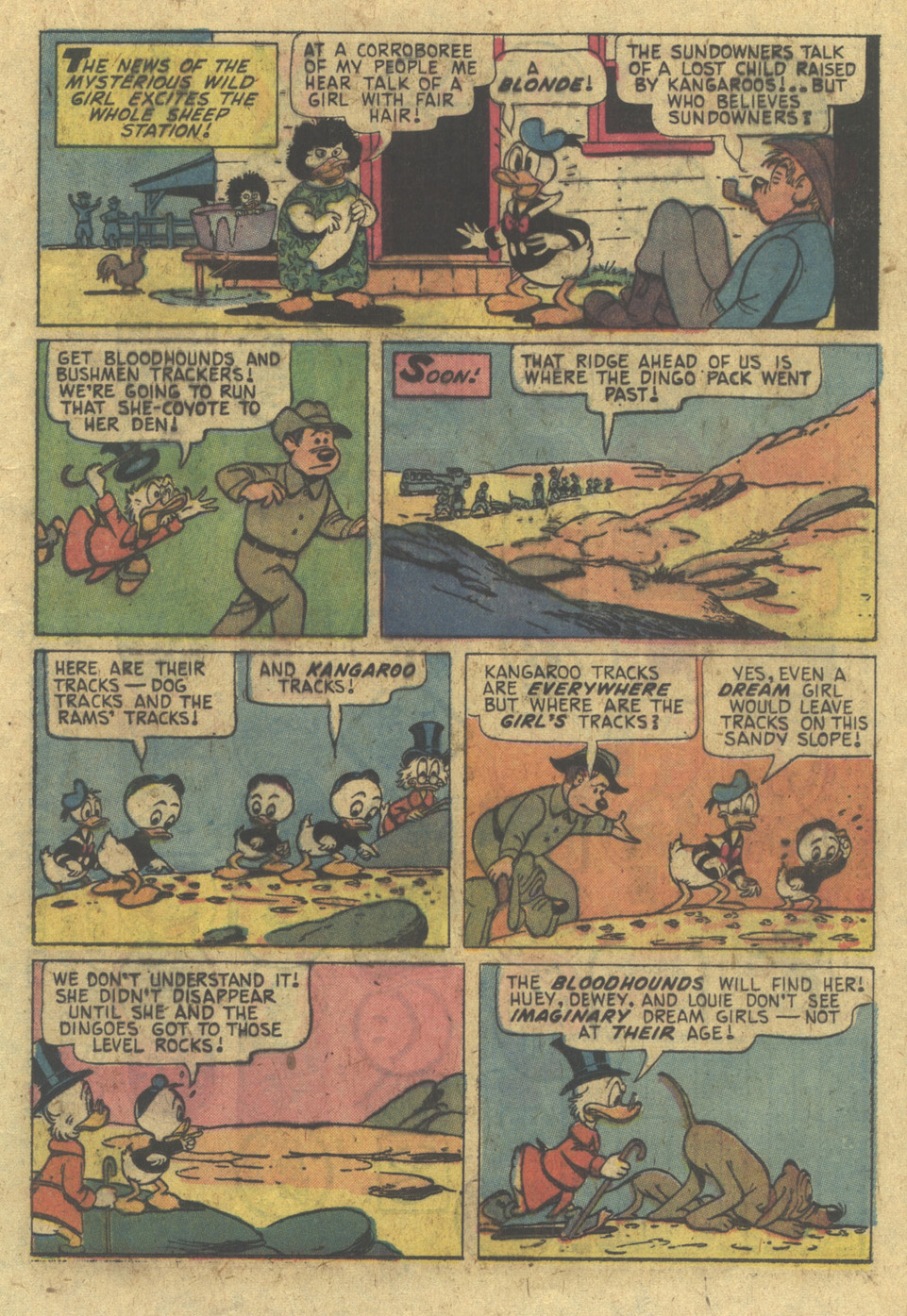 Uncle Scrooge (1953) Issue #128 #128 - English 17