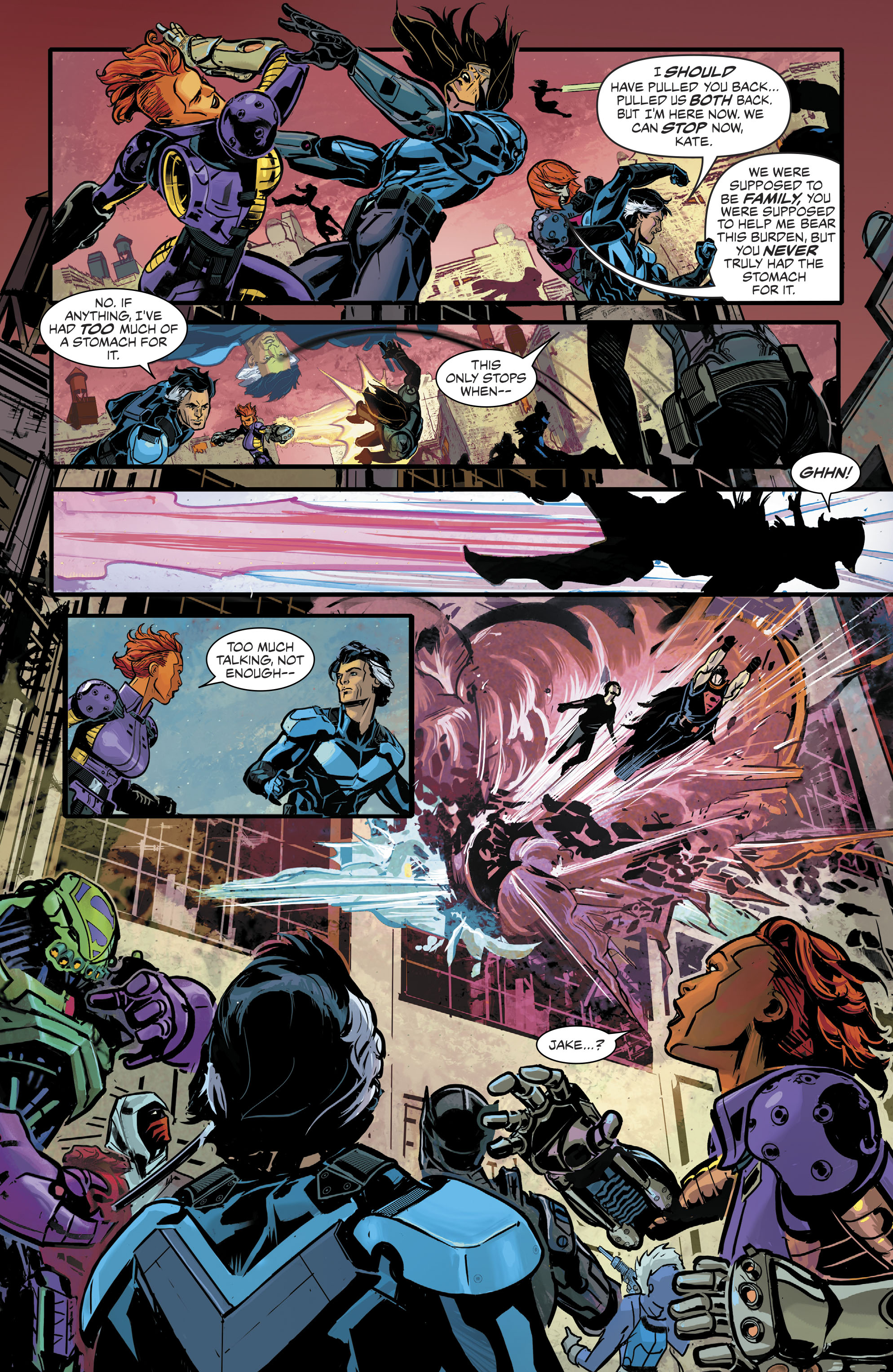Nightwing: The New Order chap 6 pic 18