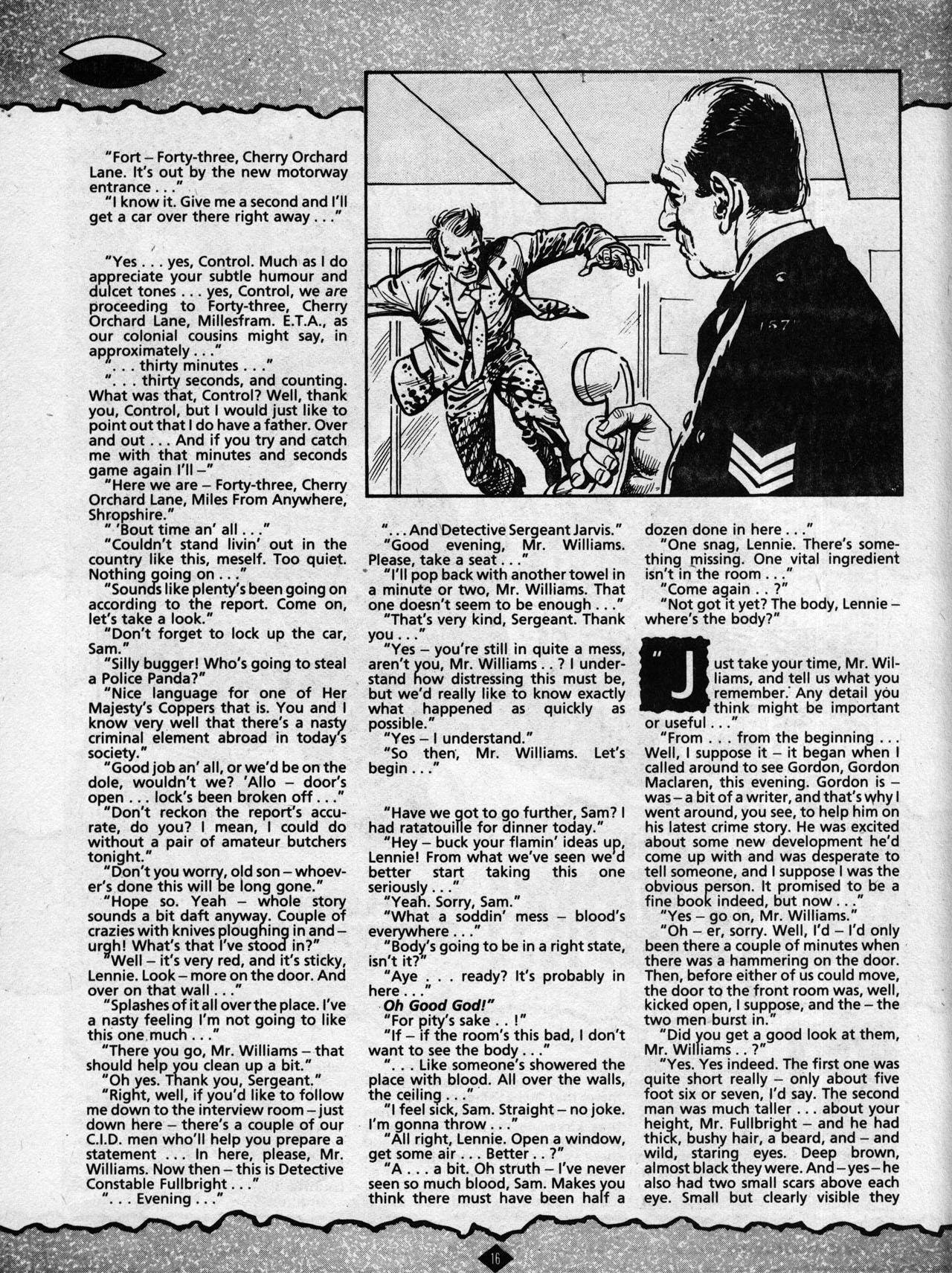 Captain Britain (1985) 8 Page 16