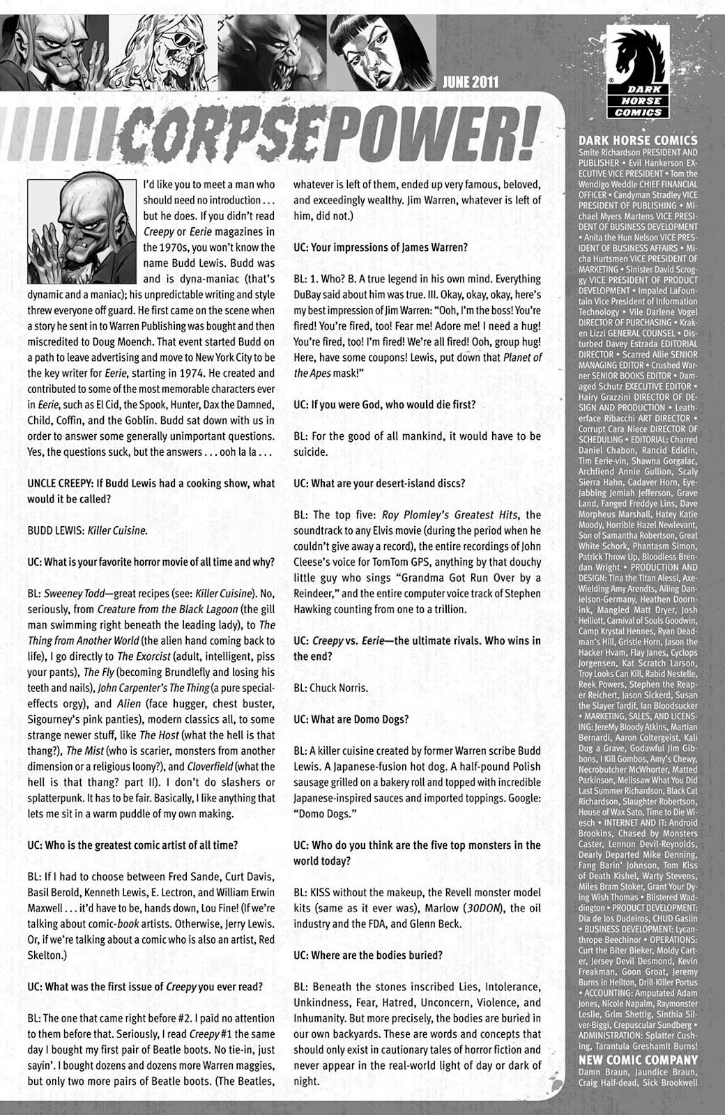 Creepy (2009) Issue #6 #6 - English 48