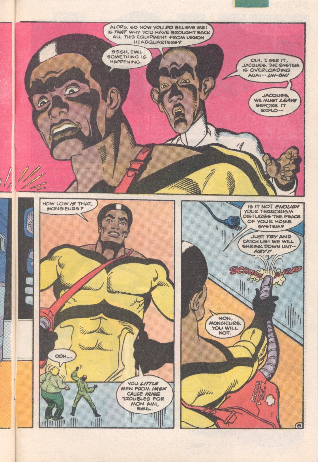 Tales of the Legion Issue #324 #11 - English 26