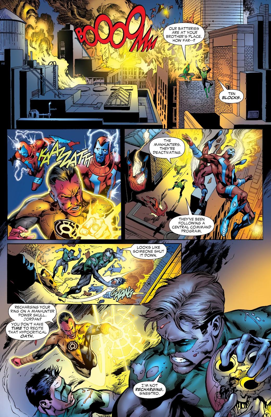 Green Lantern: The Sinestro Corps War Full #1 - English 272