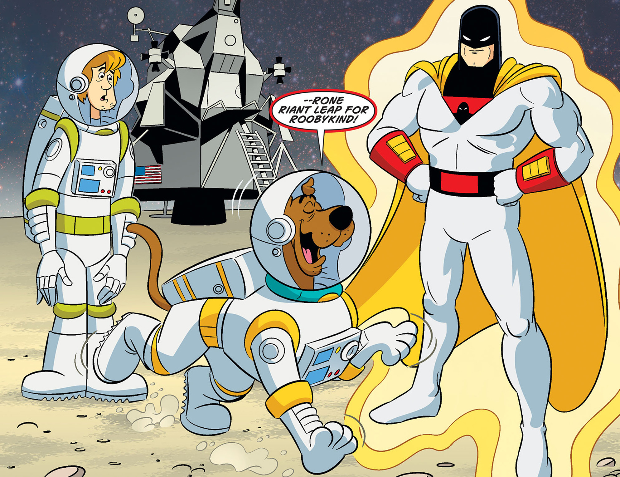 Read online Scooby-Doo! Team-Up comic -  Issue #40 - 7