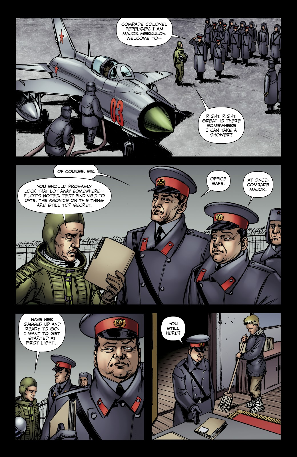 Battlefields TPB 2 #2 - English 61