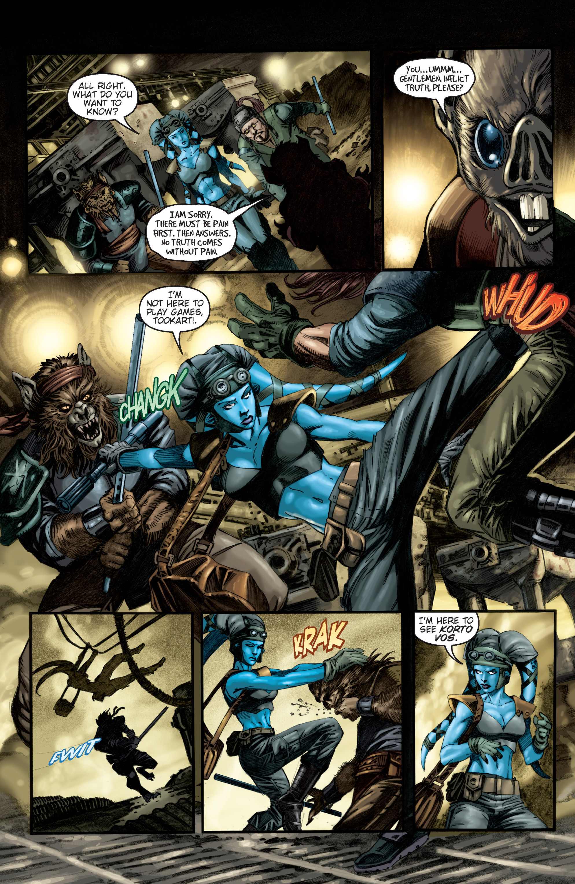 Star Wars Legends Epic Collection: The Clone Wars chap 1 pic 13