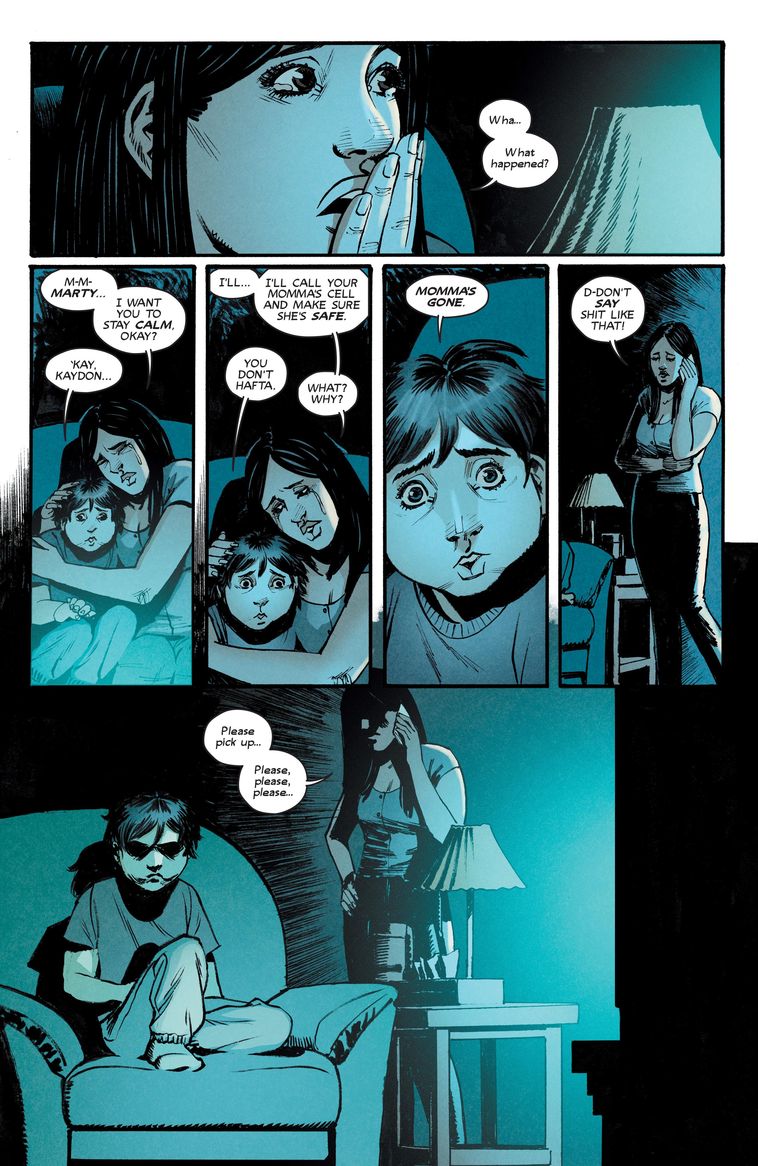 Read online Glitterbomb comic -  Issue #4 - 19