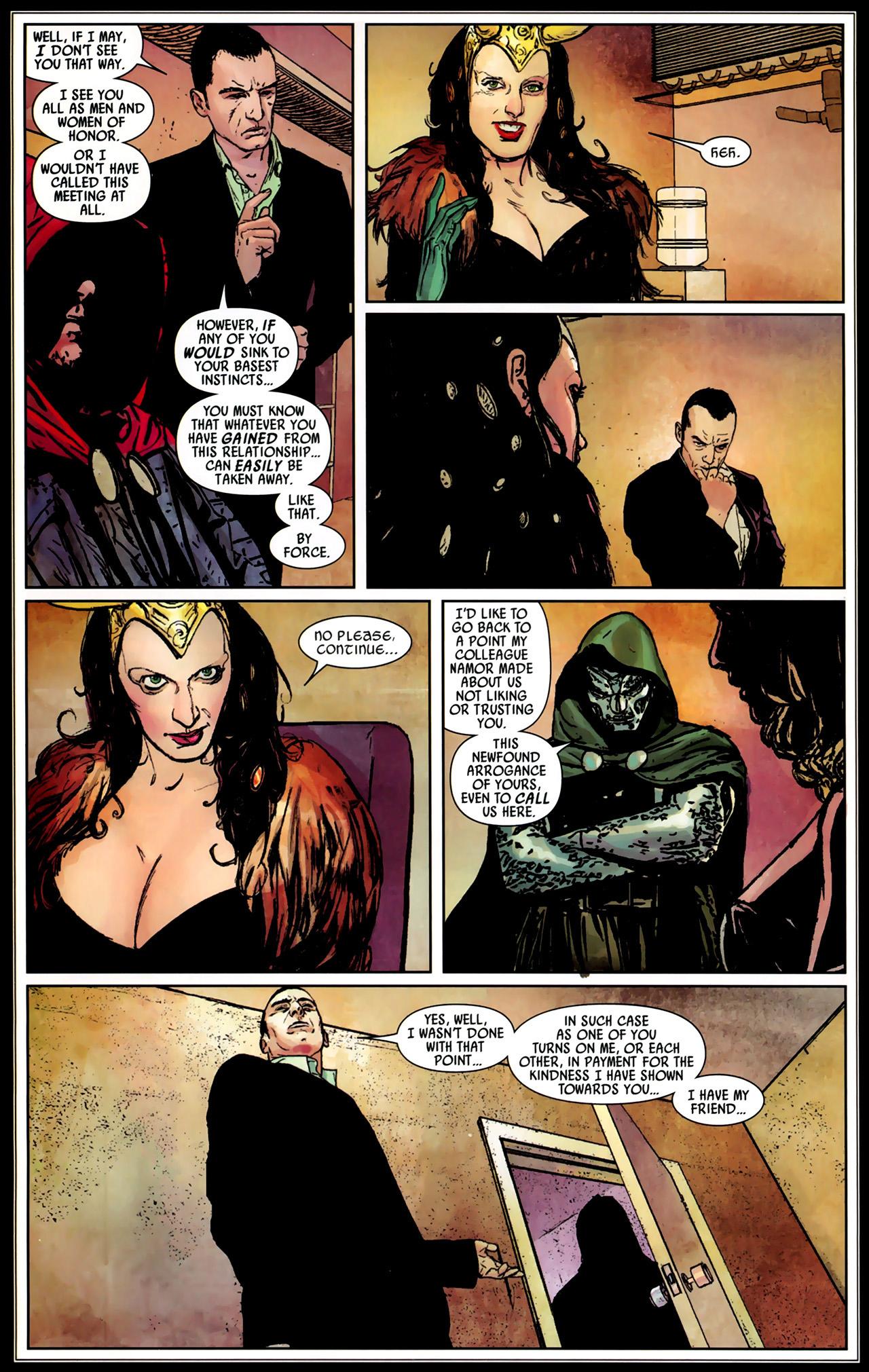 Read online Secret Invasion: Dark Reign comic -  Issue # Full - 14