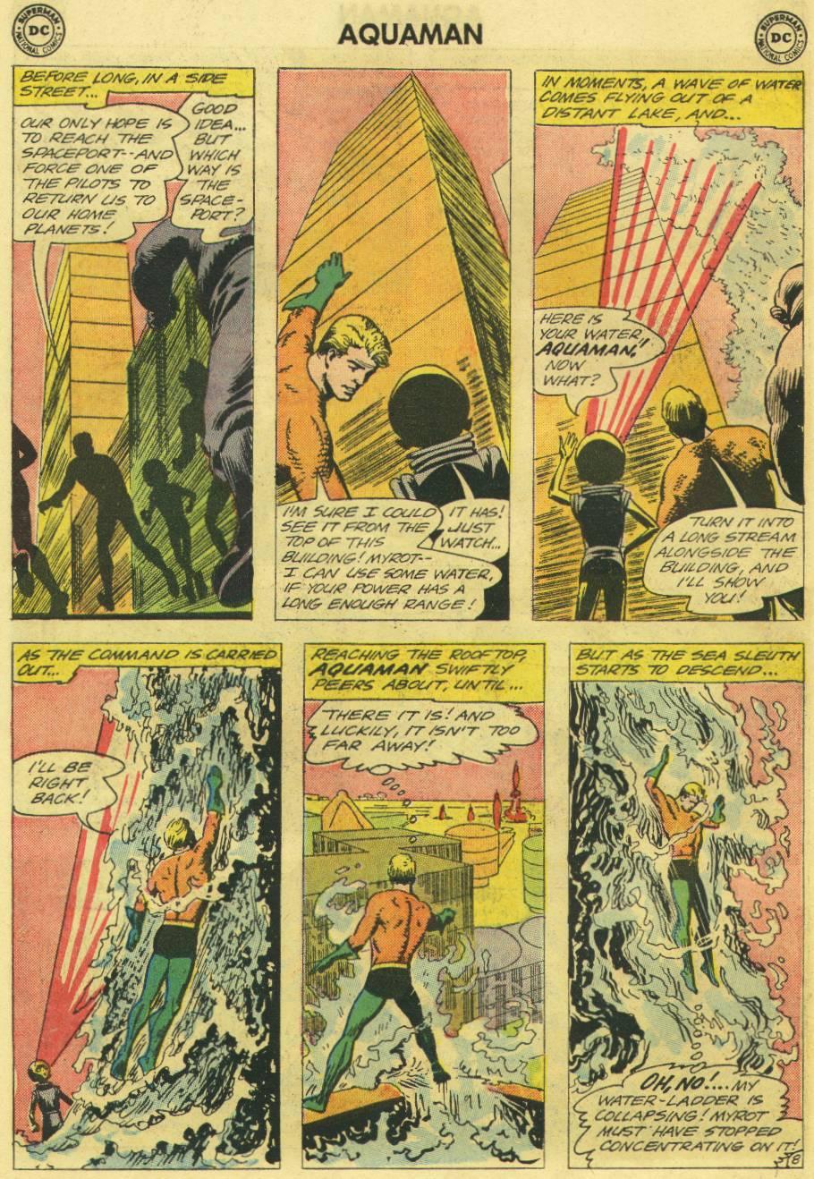Aquaman (1962) Issue #12 #12 - English 26
