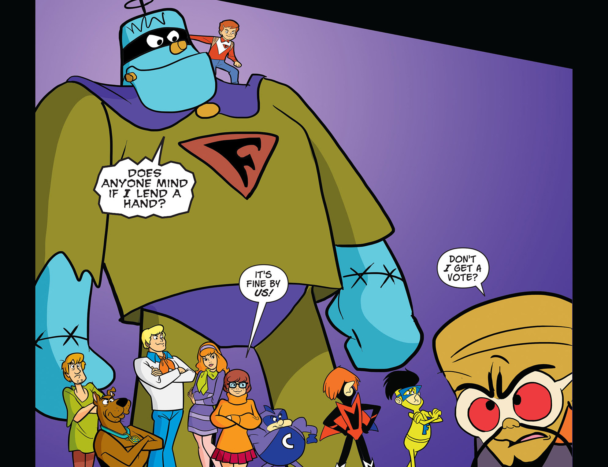 Read online Scooby-Doo! Team-Up comic -  Issue #44 - 21