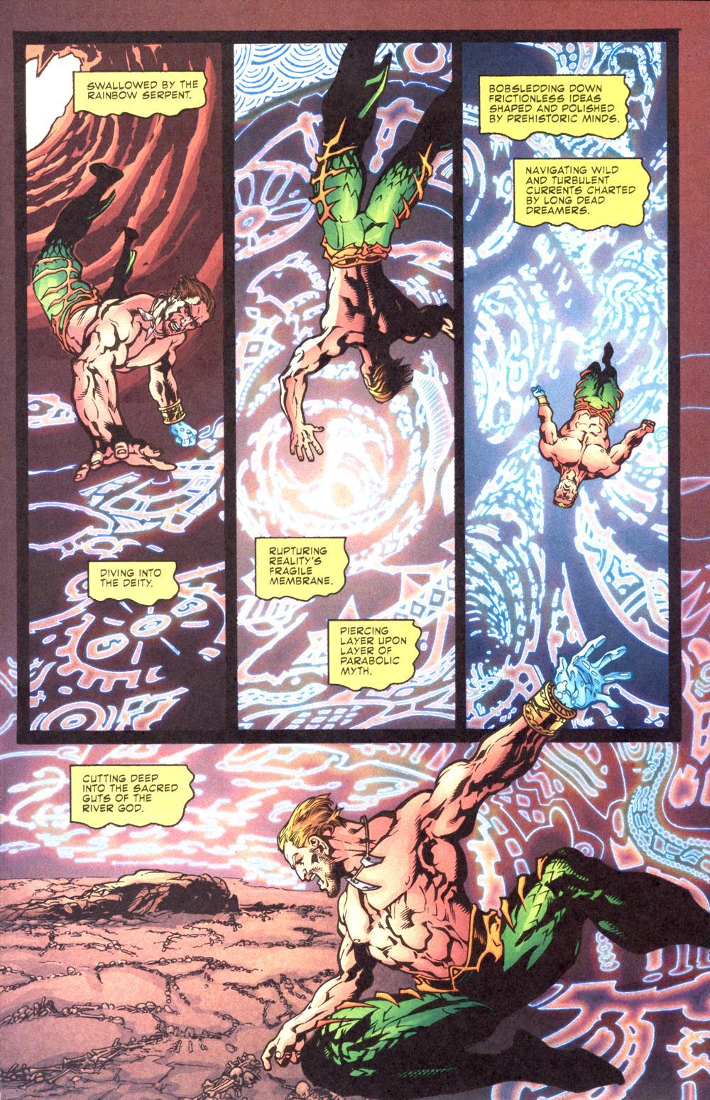 Aquaman (2003) Issue #10 #10 - English 2