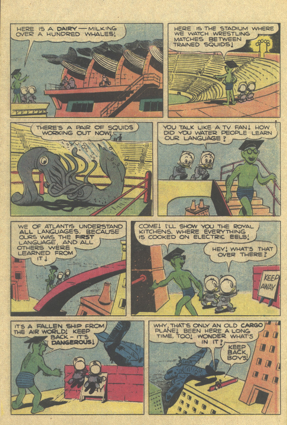 Uncle Scrooge (1953) Issue #189 #189 - English 28