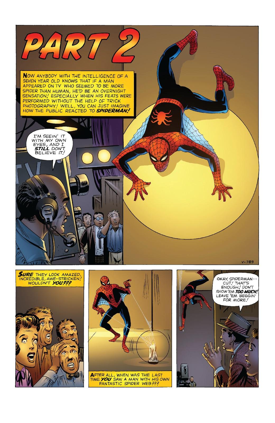 Amazing Fantasy #15: Spider-Man! Full #1 - English 9