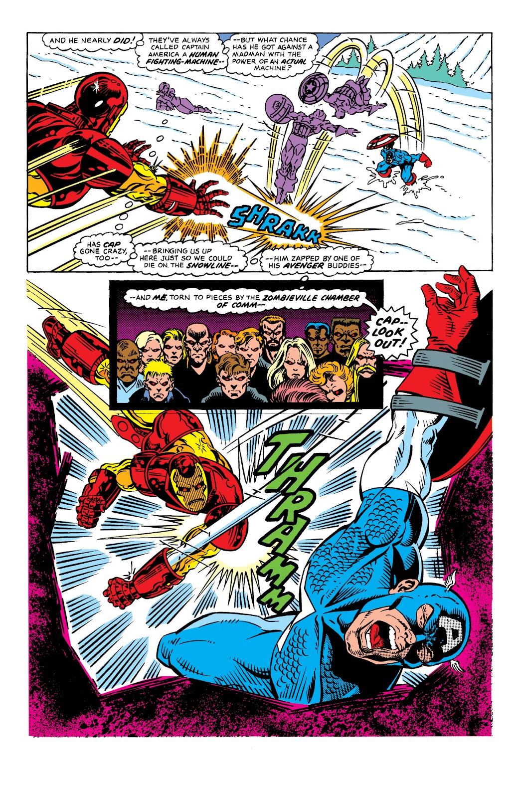 Captain America (1968) _Annual 9 #9 - English 18