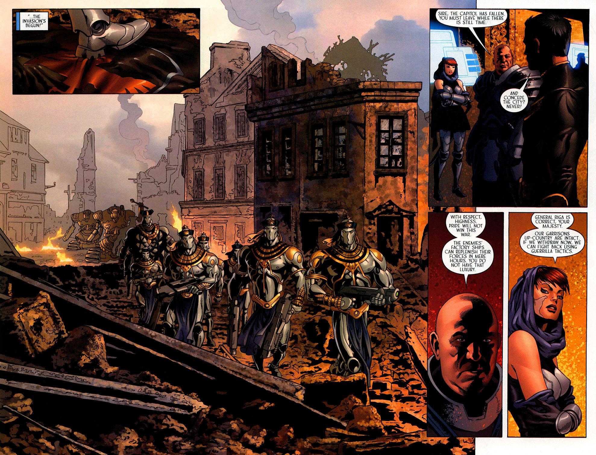 Read online Scion comic -  Issue #41 - 14