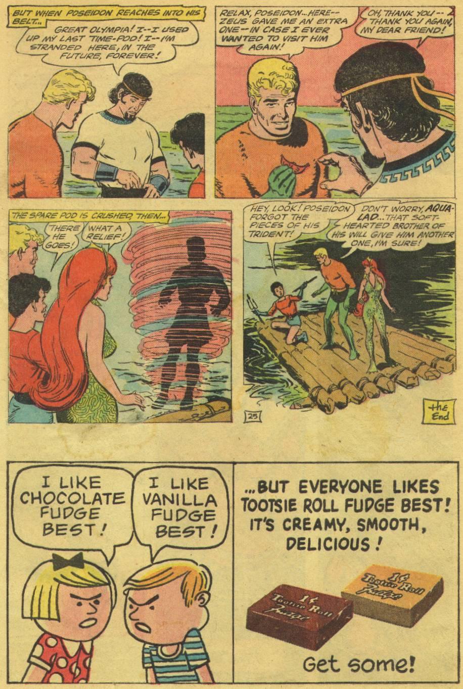Aquaman (1962) Issue #17 #17 - English 32