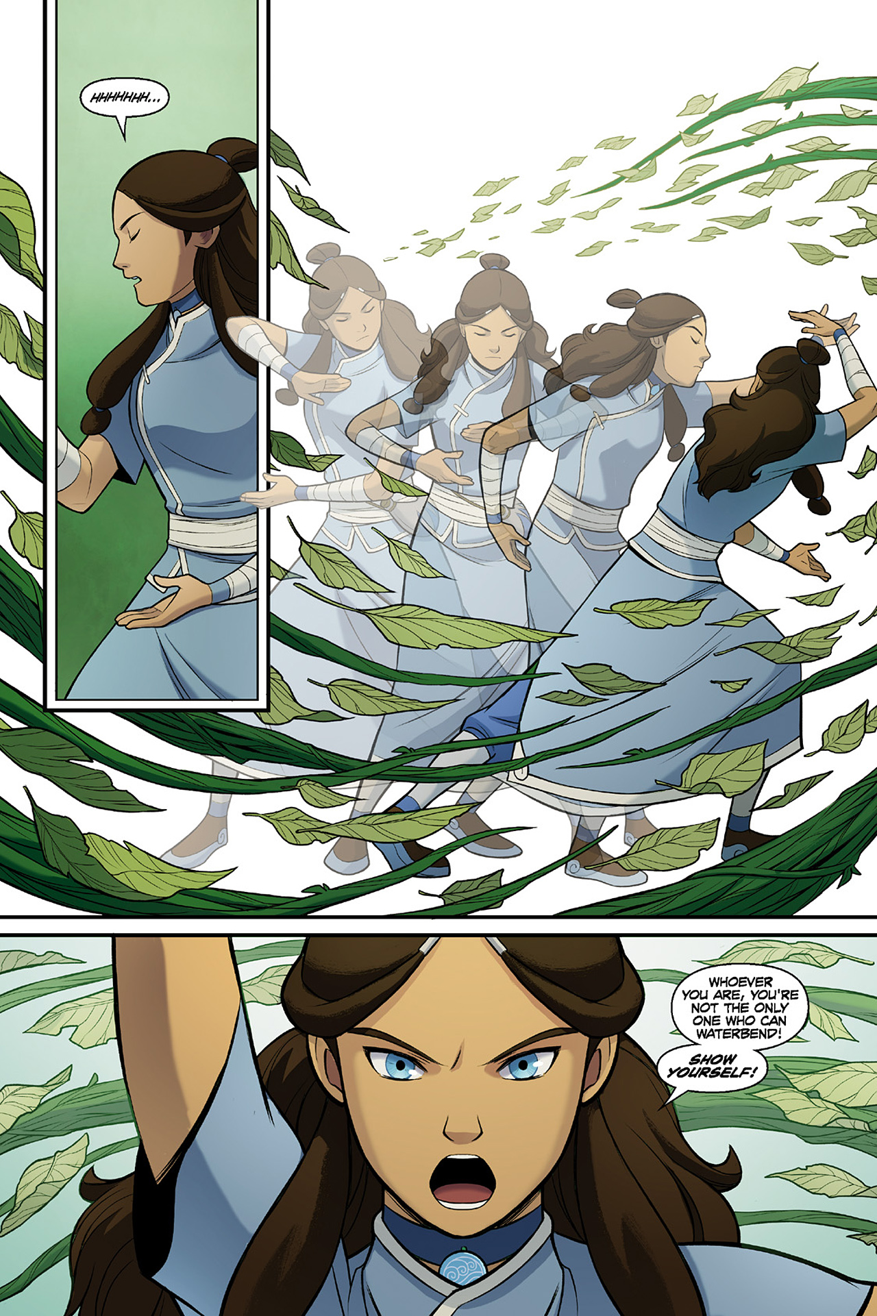 Read online Nickelodeon Avatar: The Last Airbender - The Search comic -  Issue # Part 2 - 58